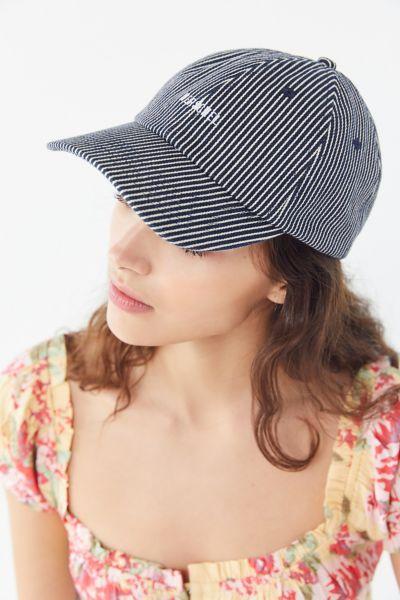 Herschel Supply Co. Sylas Striped Baseball Hat