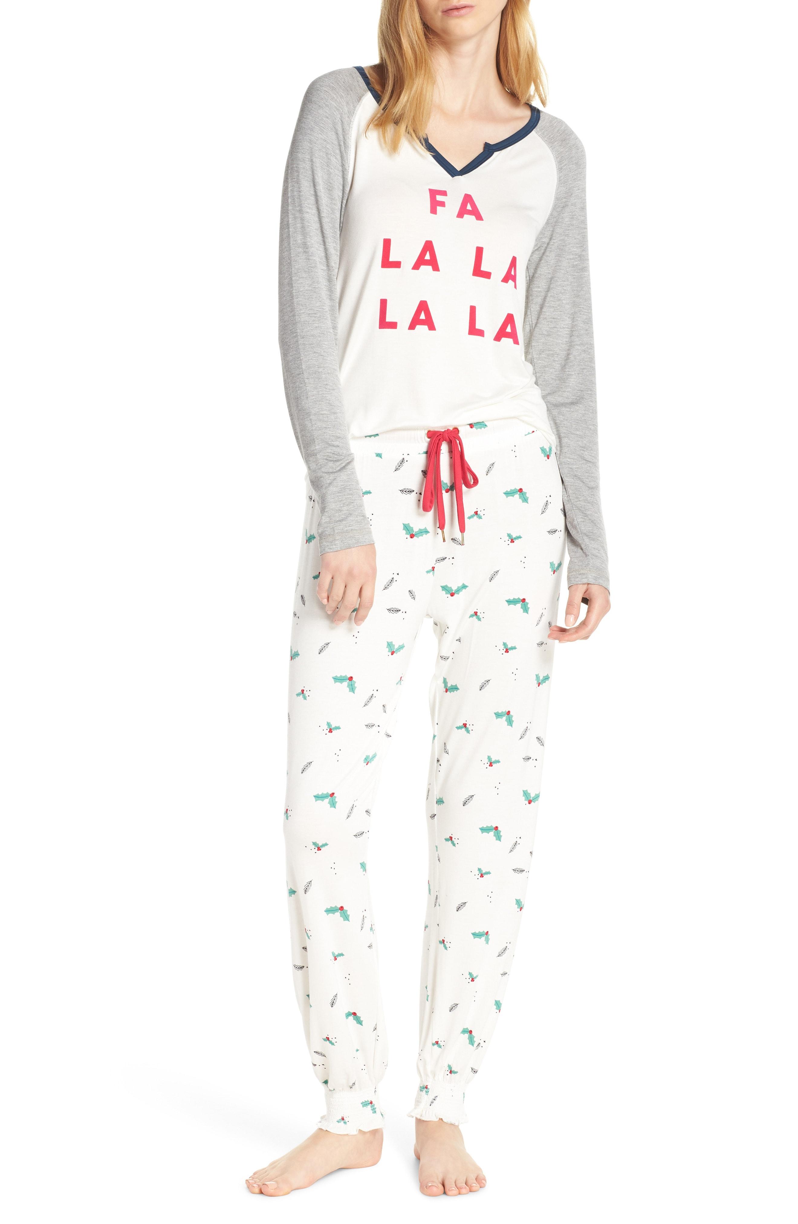 Honeydew Intimates Winter Breaker Pajamas