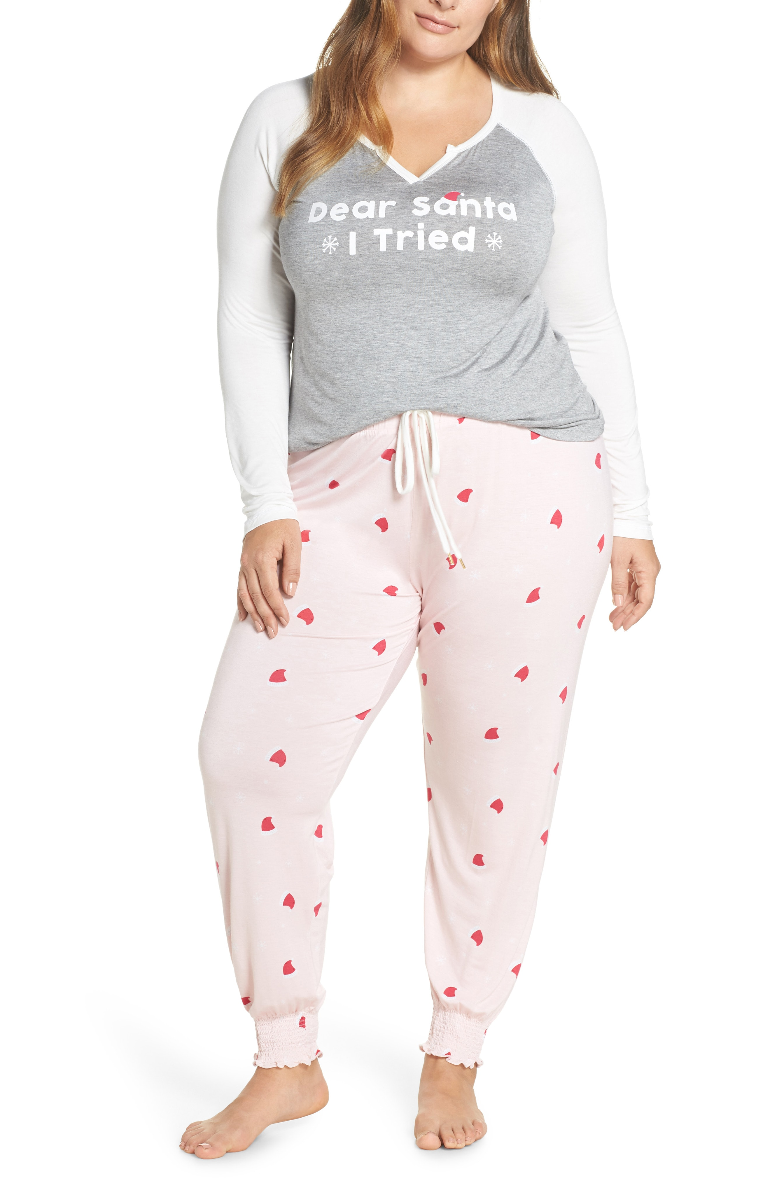 Honeydew Intimates Winter Breaker Pajamas (Plus Size)
