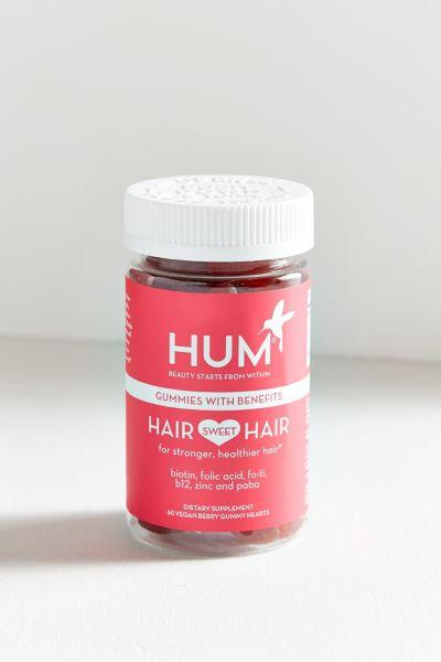 HUM Nutrition Hair Sweet Hair Gummy Vitamins