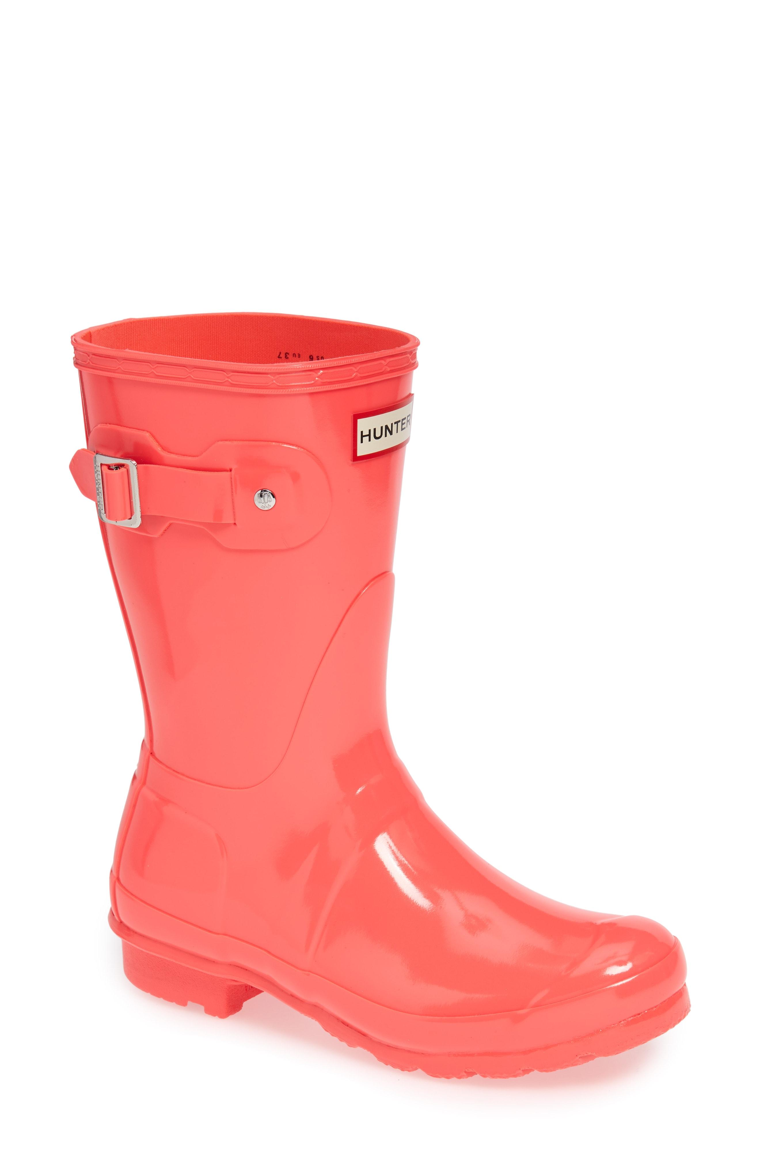 Hunter Original Short Gloss Rain Boot (Women)