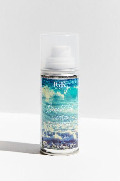IGK Beach Club Travel Texture Spray