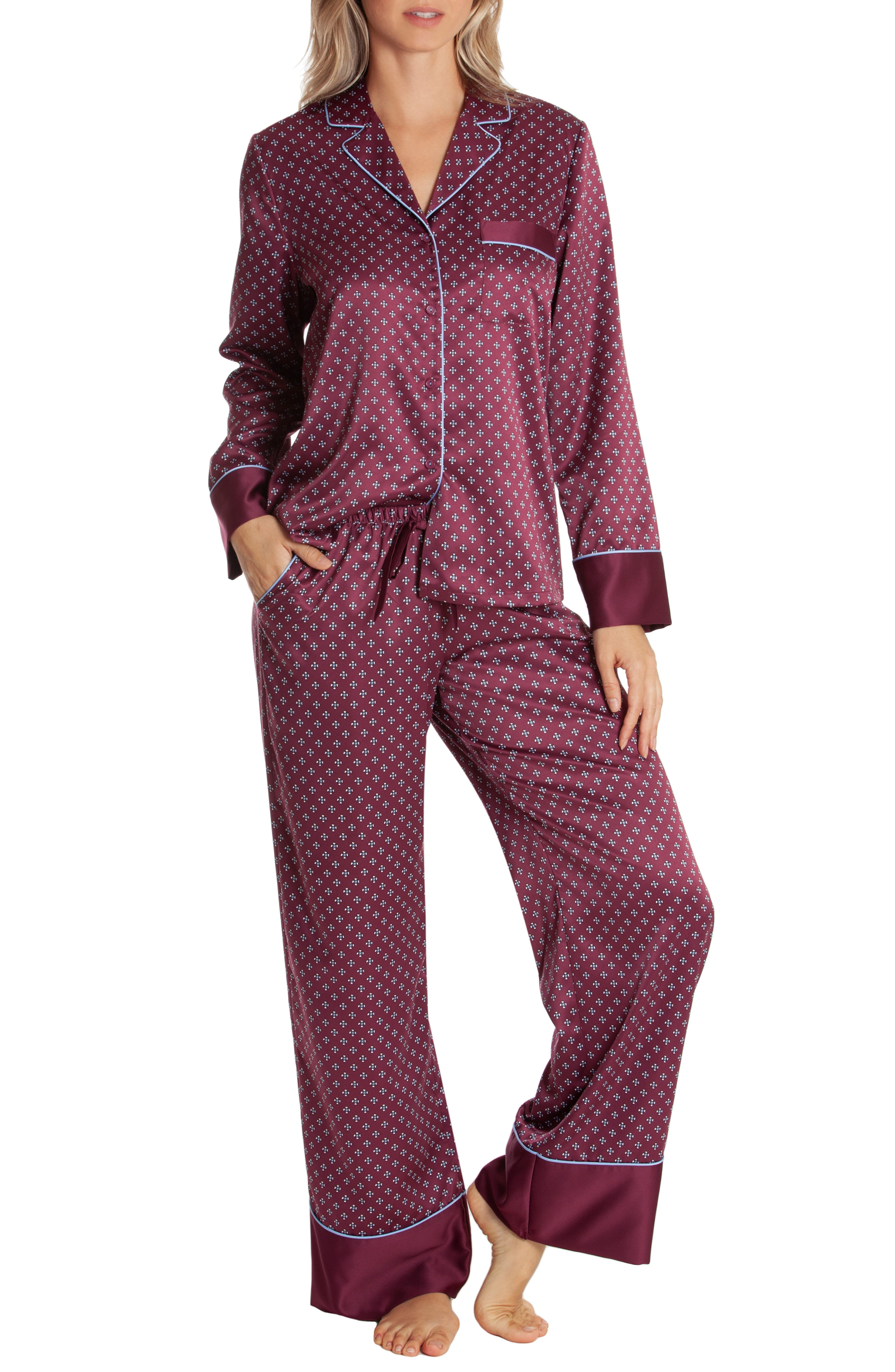 In Bloom by Jonquil Long Pajamas