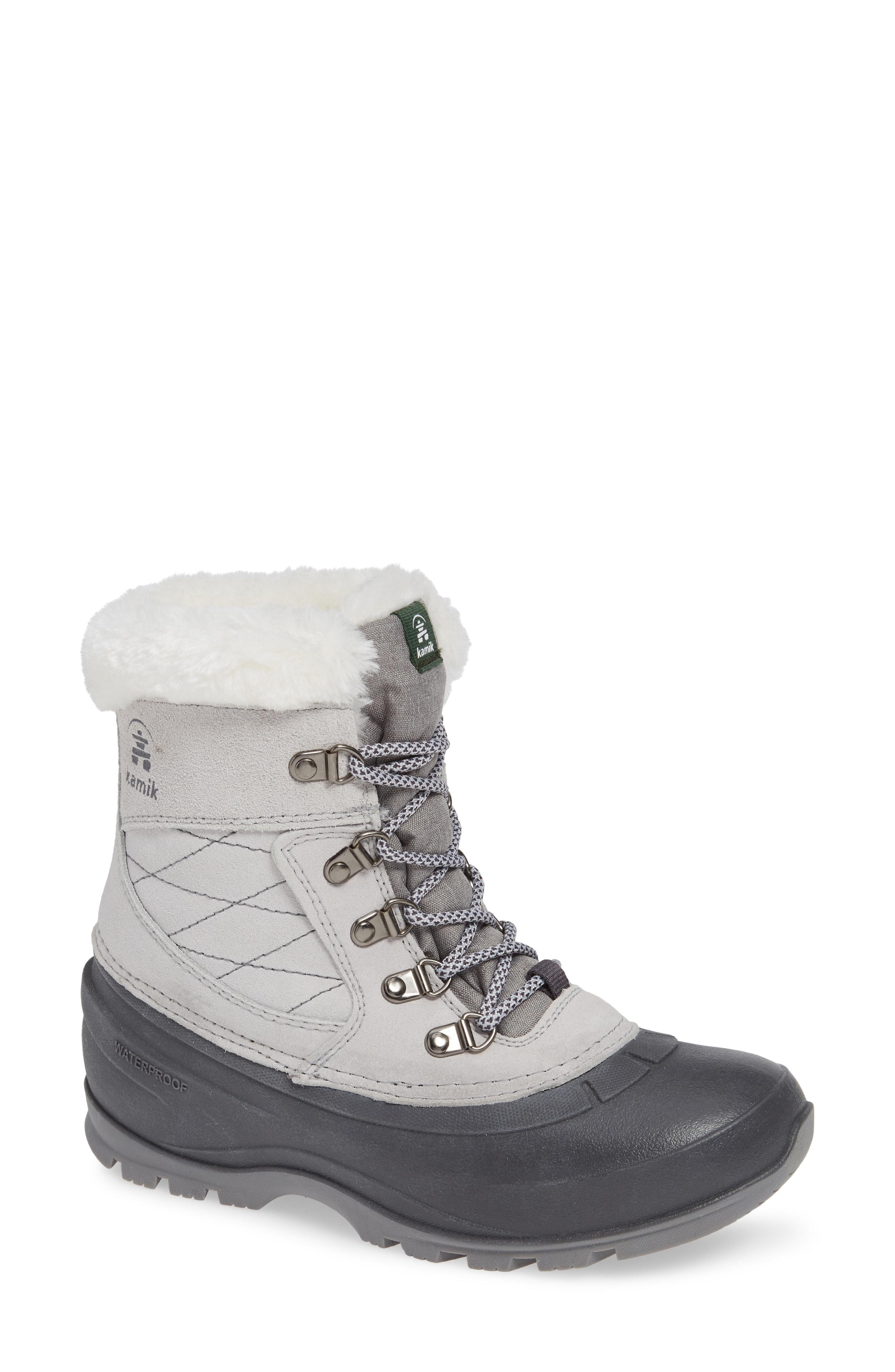 Kamik Snovalley1 Waterproof Thinsulate Insulated Snow Boot (Women)