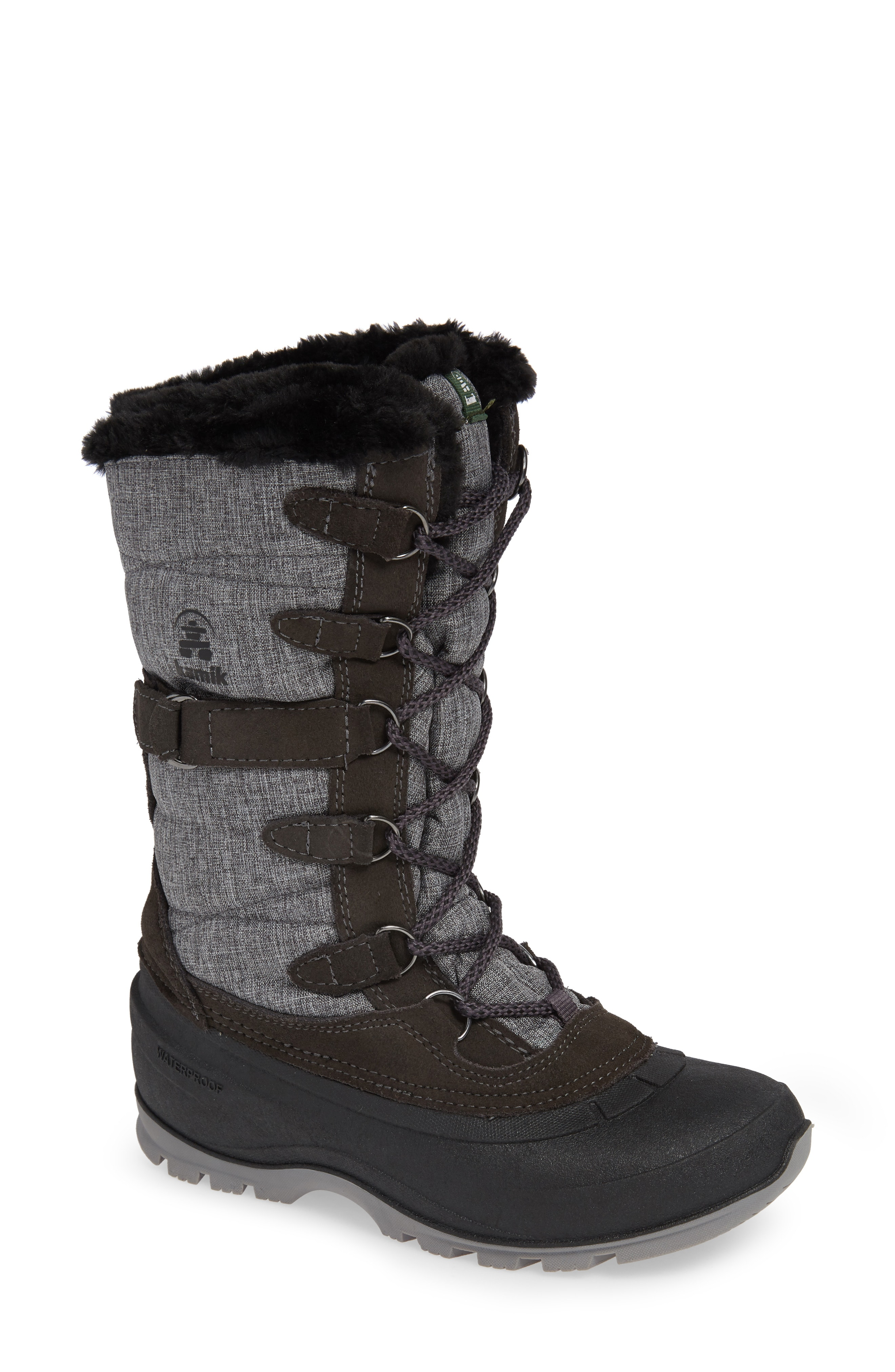Kamik Snovalley2 Waterproof Thinsulate-Insulated Snow Boot (Women)