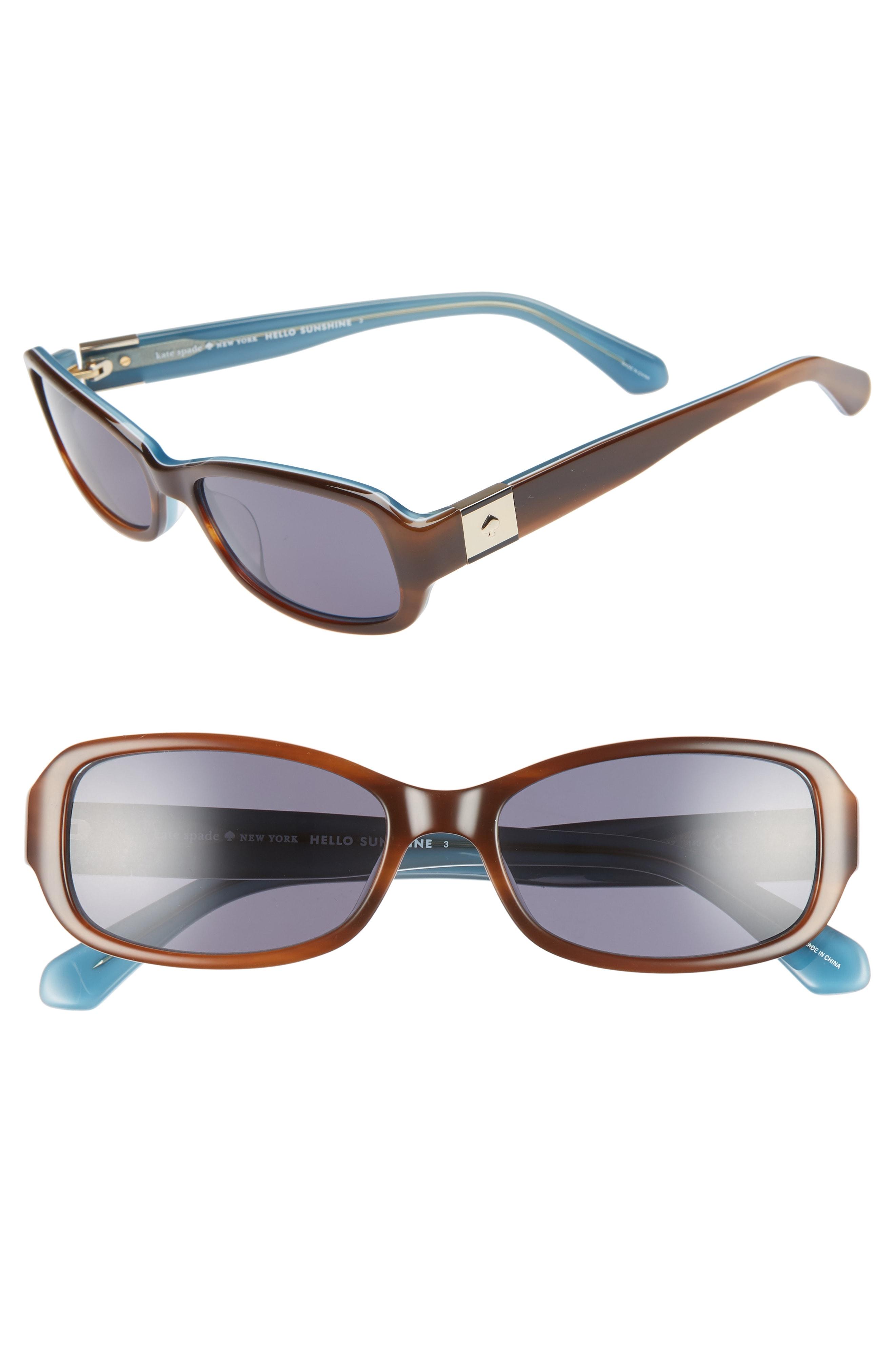 kate spade new york paxton2 53mm polarized sunglasses