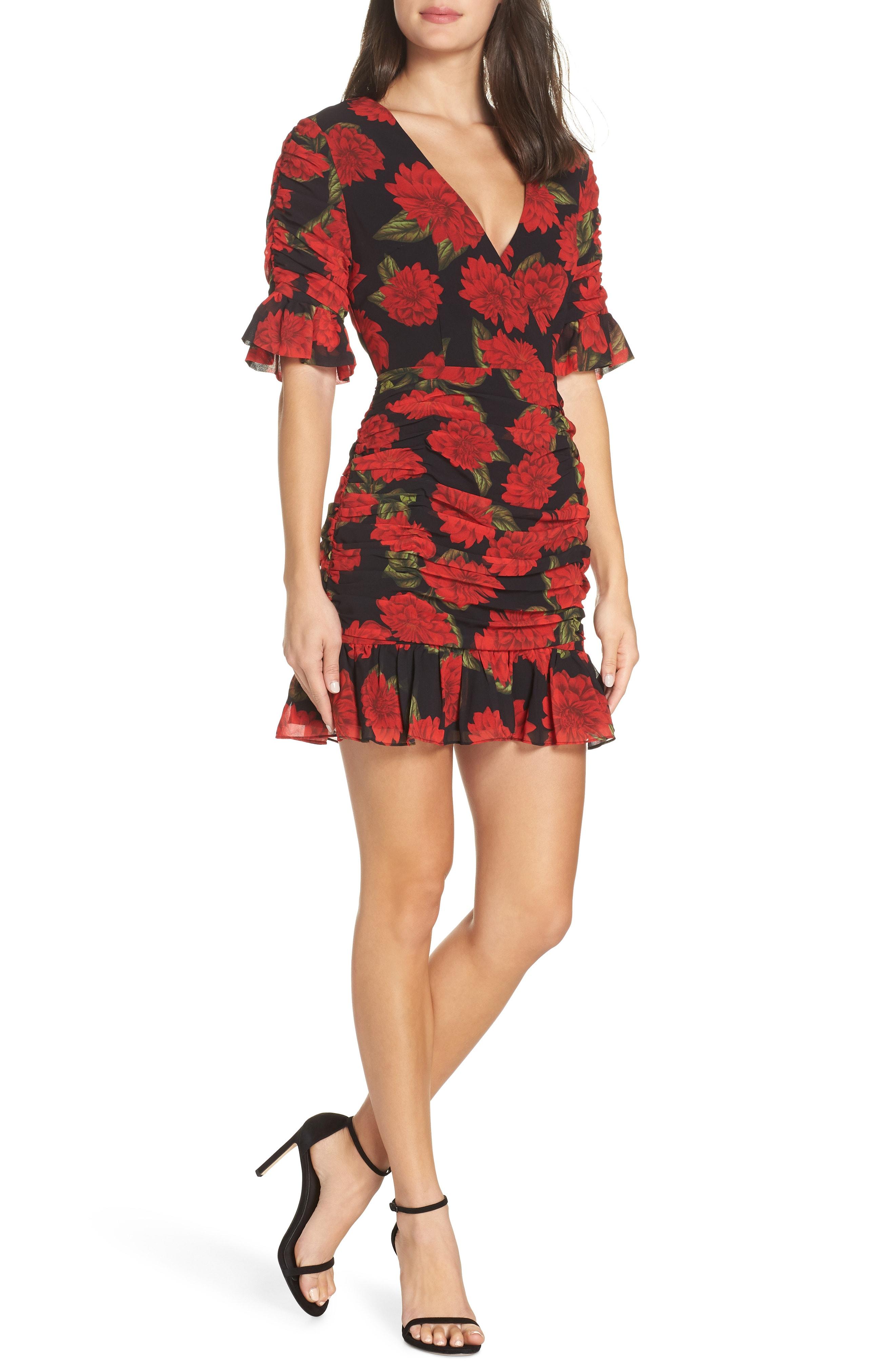 Keepsake the Label Find You Floral Dress