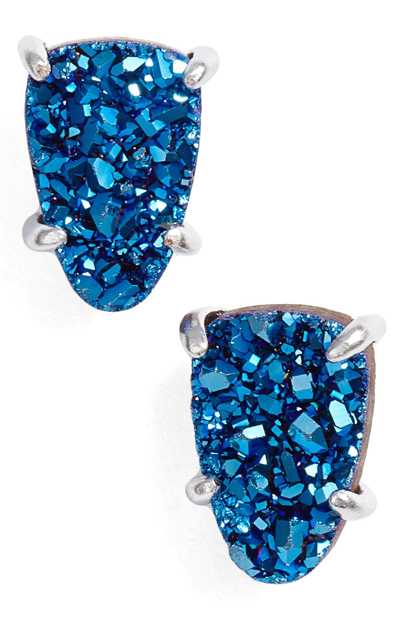 Kendra Scott Harriet Drusy Earrings
