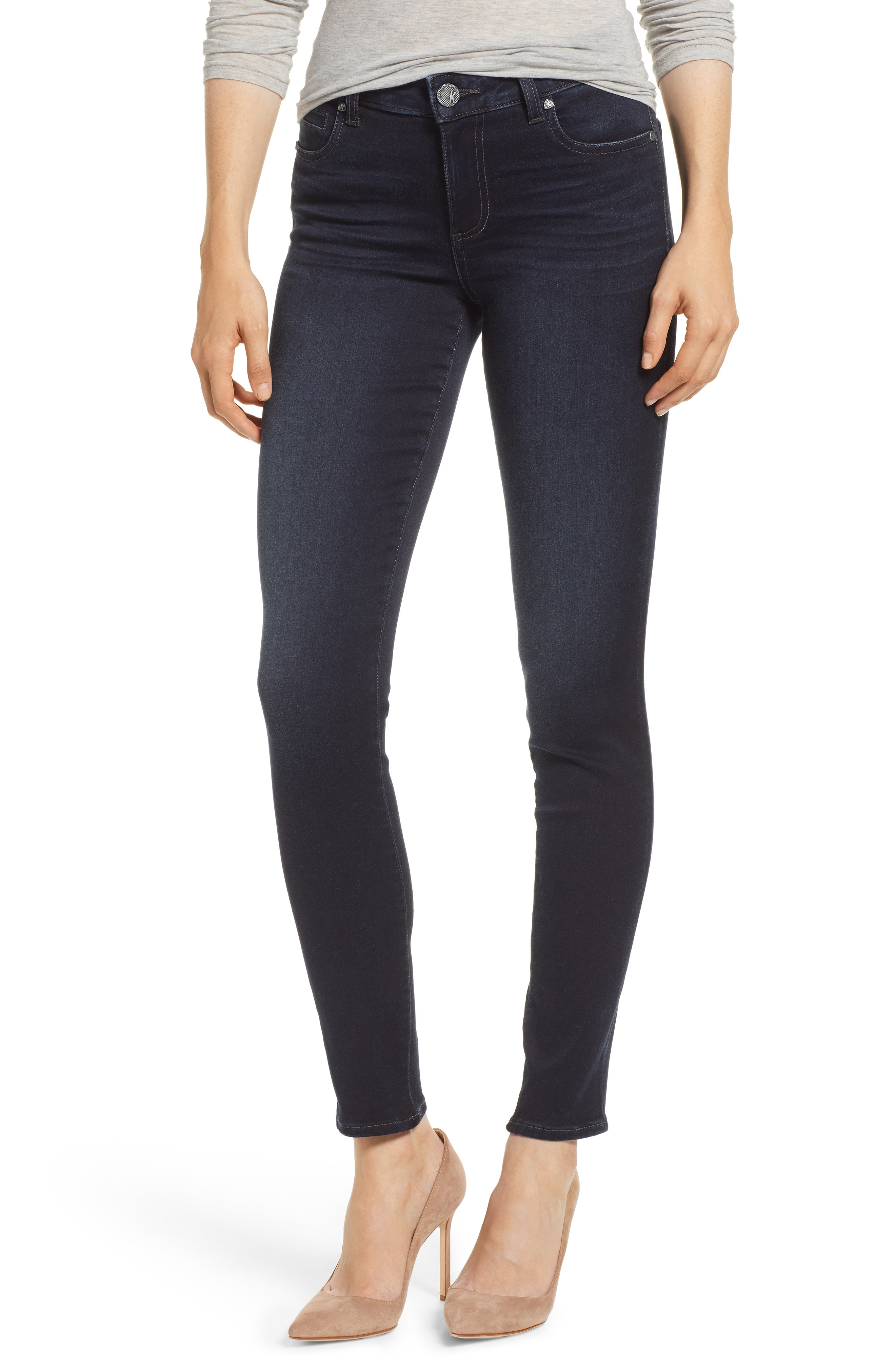KUT from the Kloth Diana Skinny Jeans (Art)