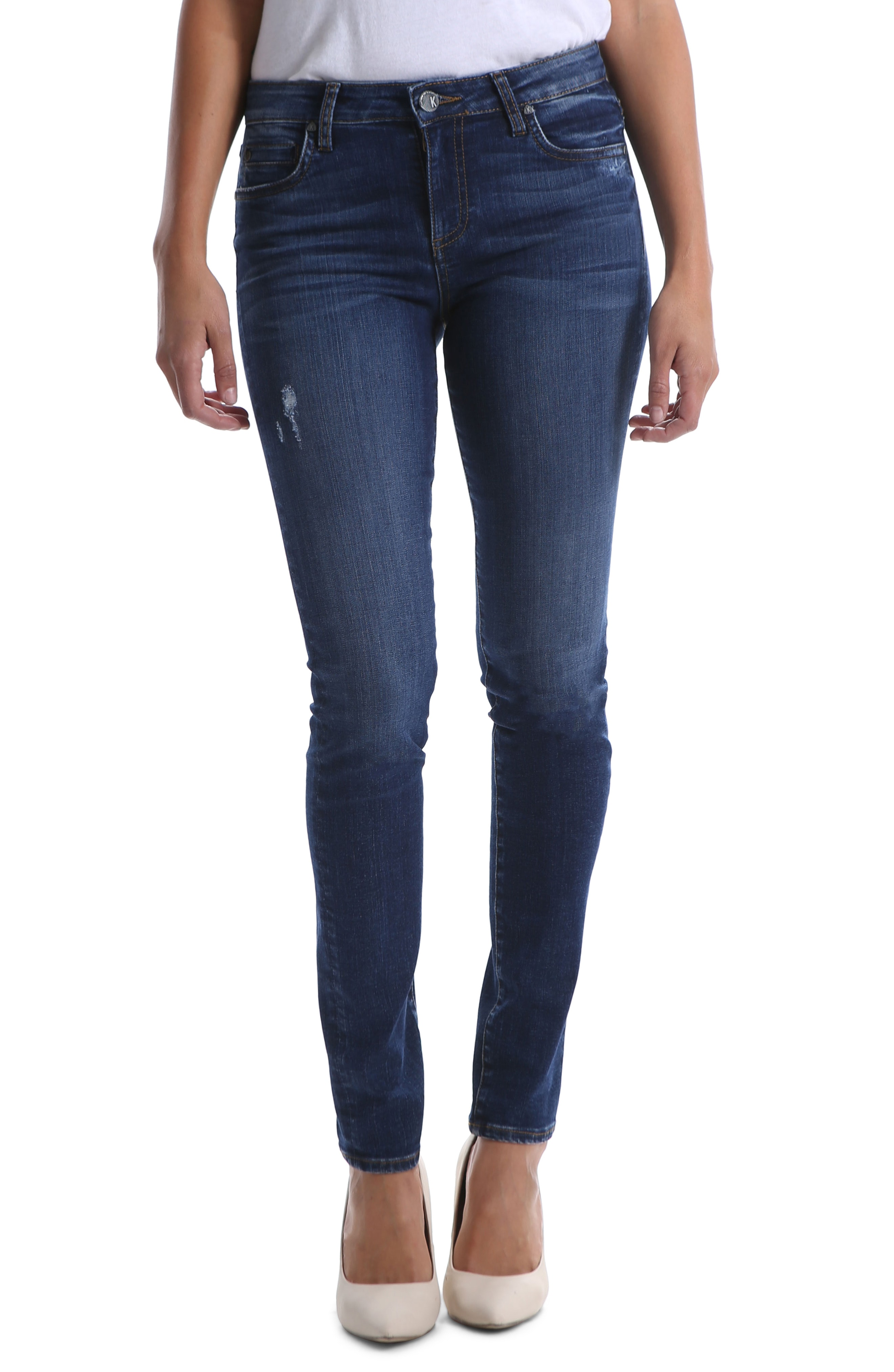 KUT from the Kloth Diana Skinny Jeans (Engaged)