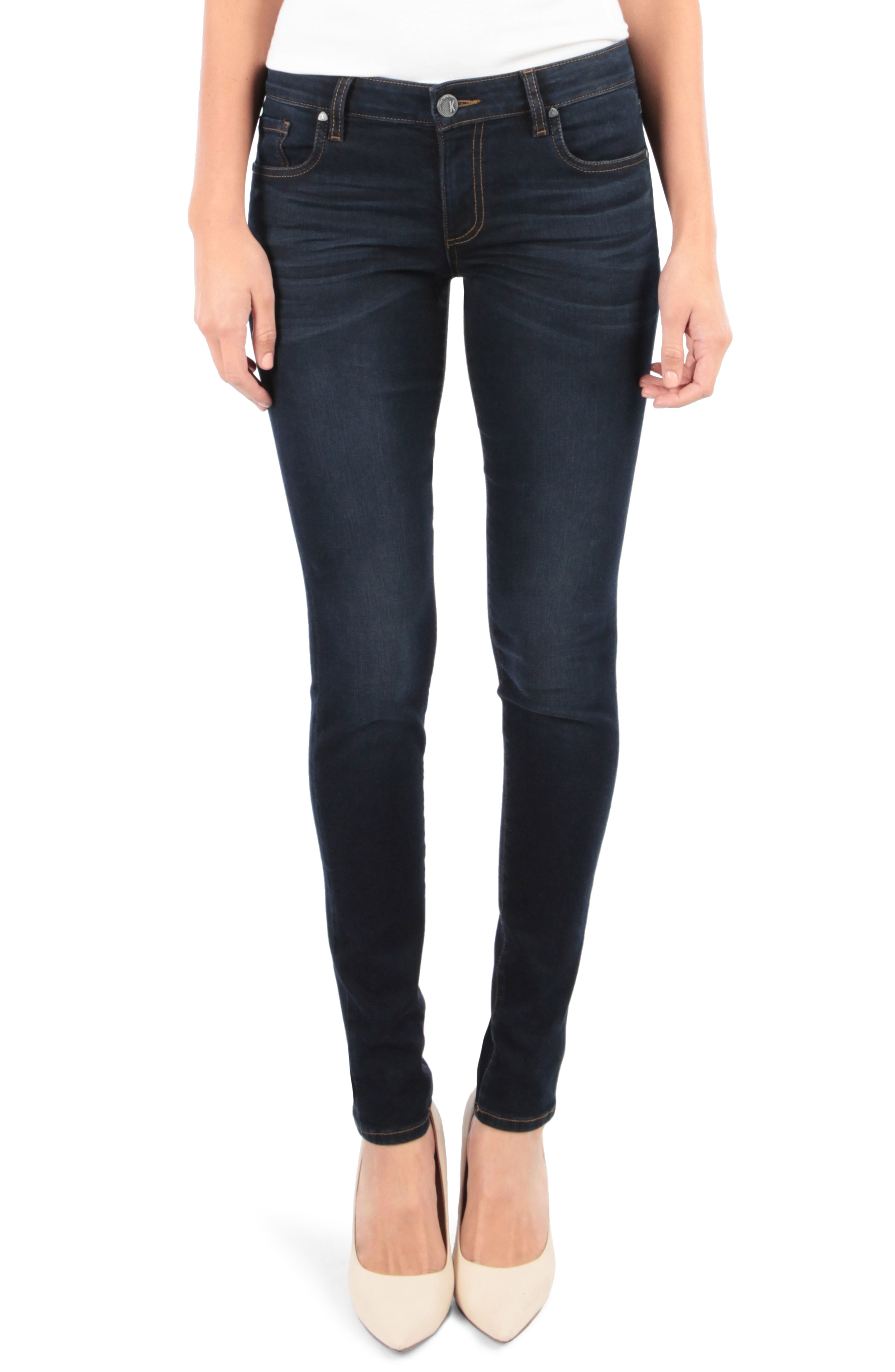 KUT from the Kloth Donna Skinny Jeans (Sufficiency)