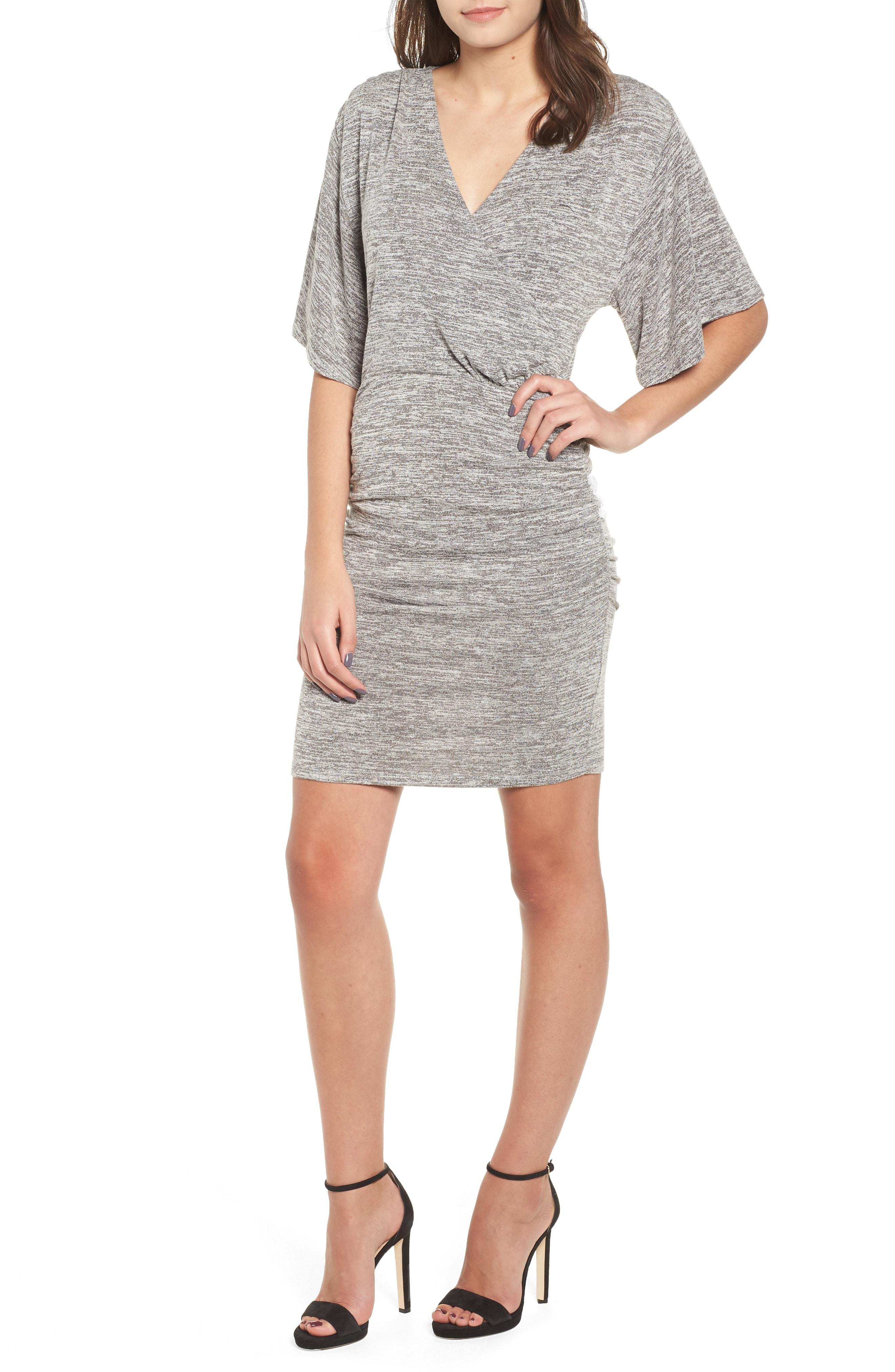 Leith Wrap Dress (Regular & Plus Size)