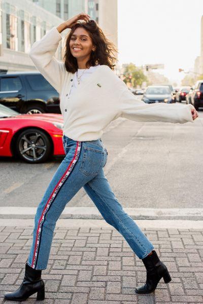 Levi's 501 Cropped Skinny Jean – Spectator
