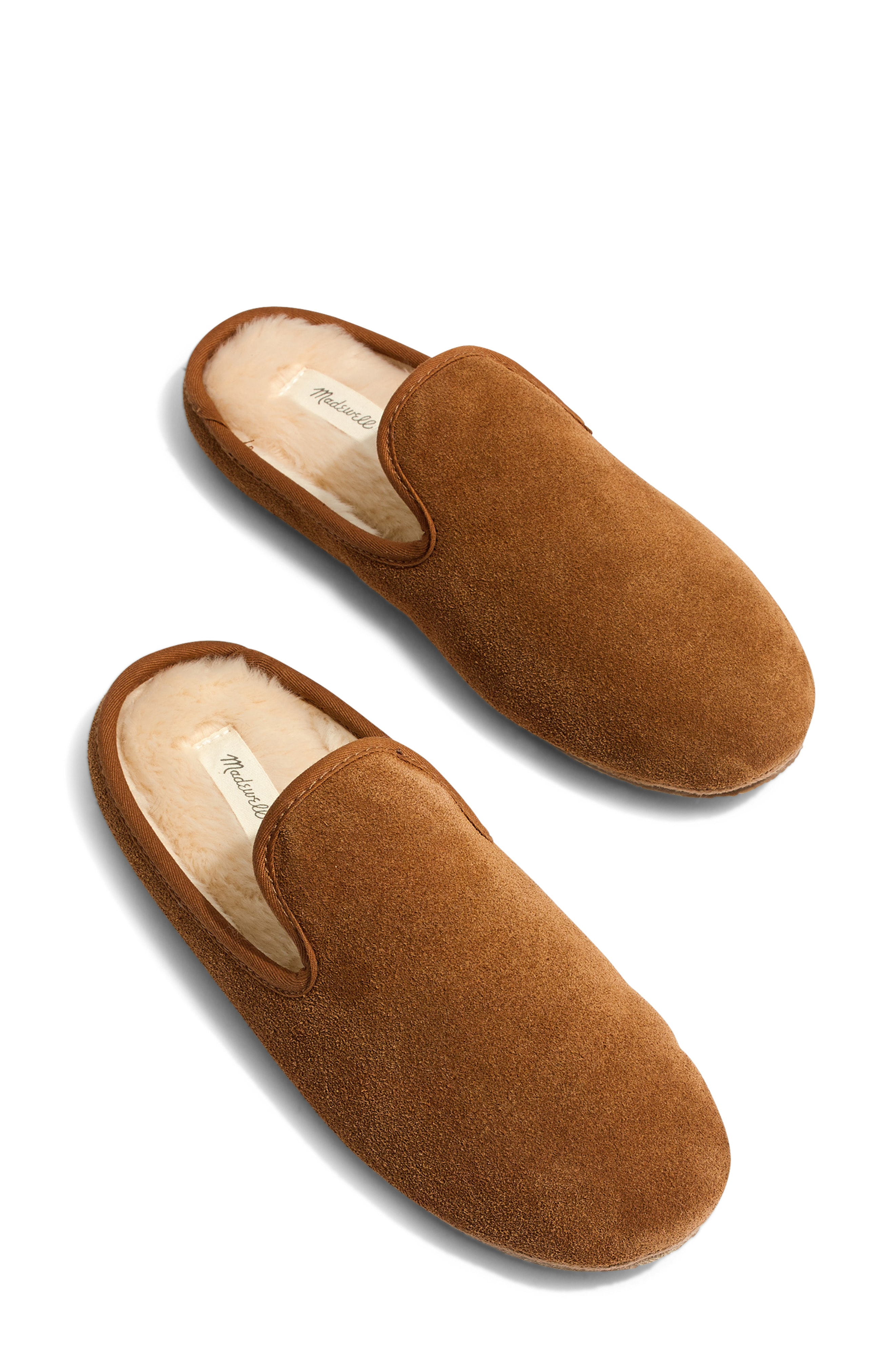 Madewell Loafer Scuff Slipper (Women)