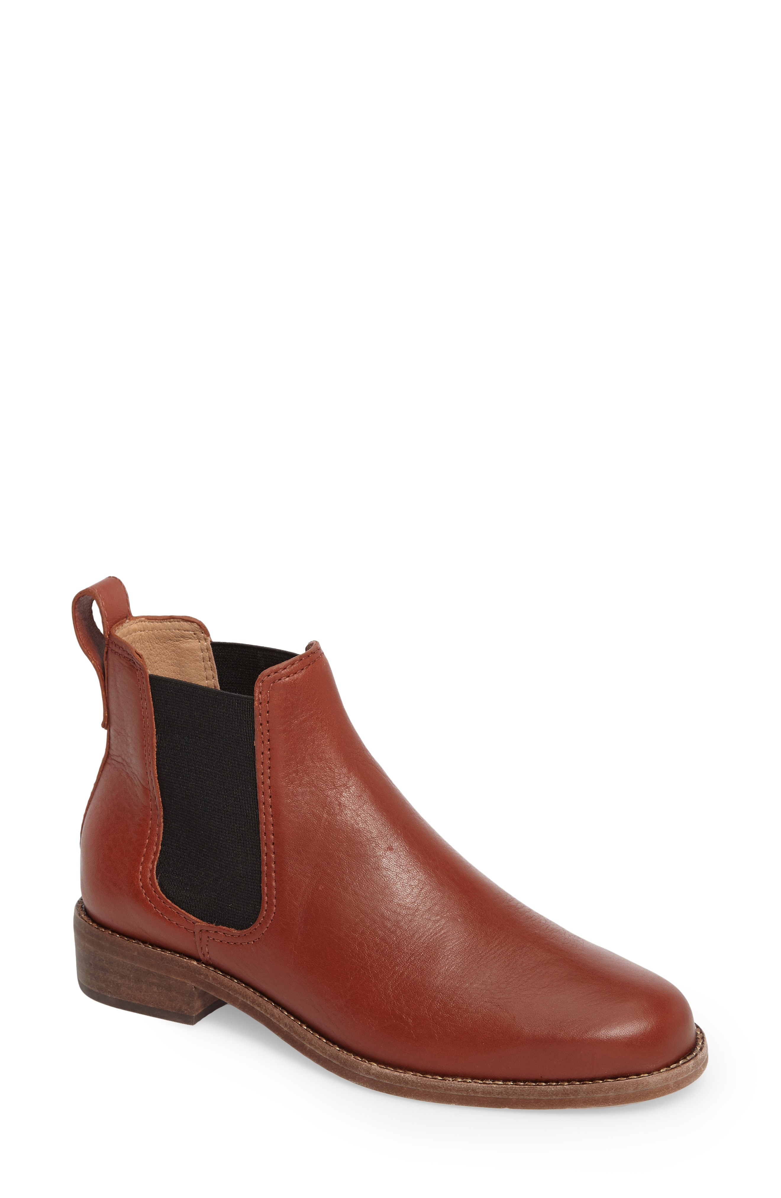 Madewell The Ainsley Chelsea Boot (Women)
