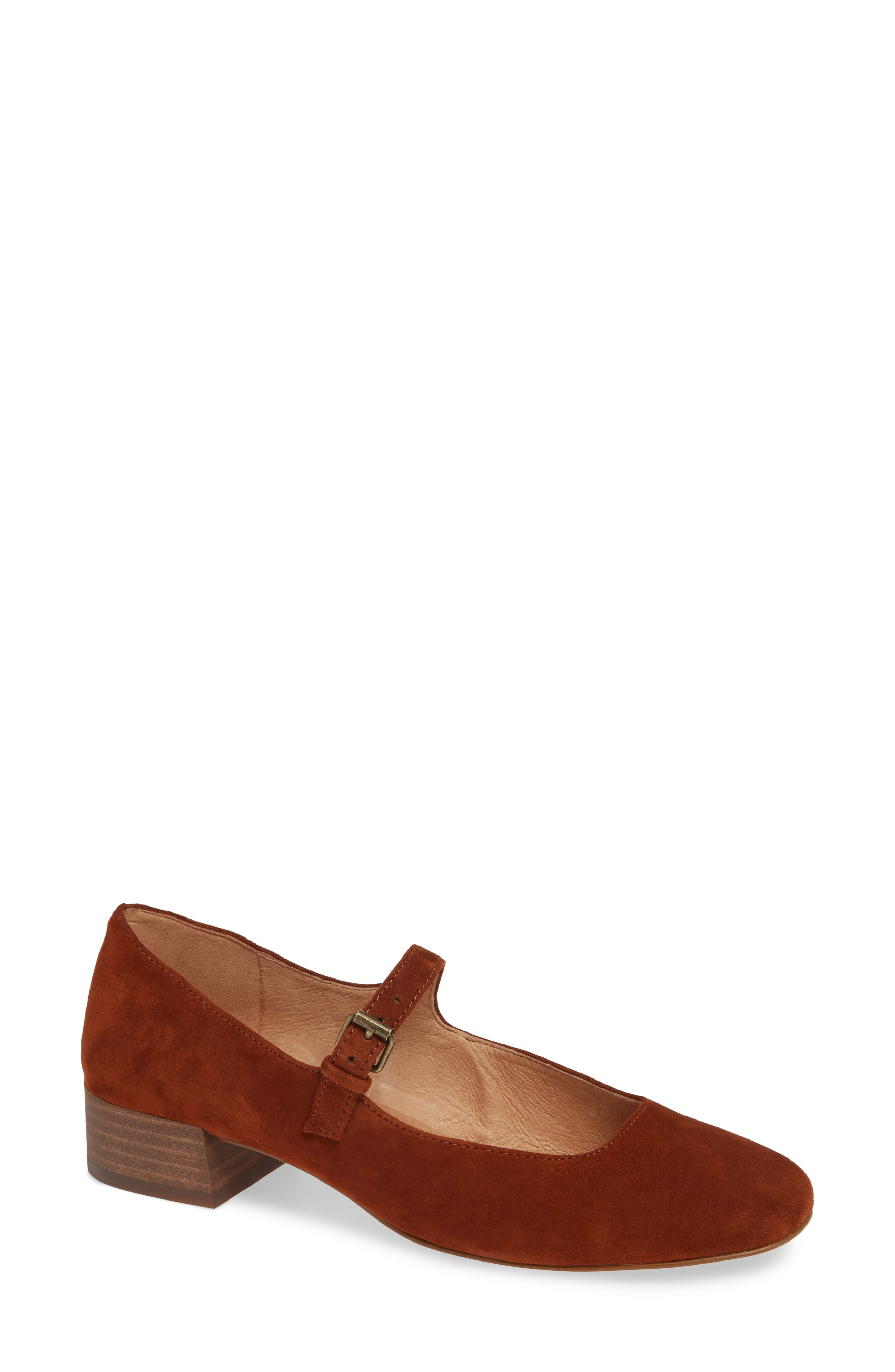 Madewell The Delilah Mary Jane Pump (Women)