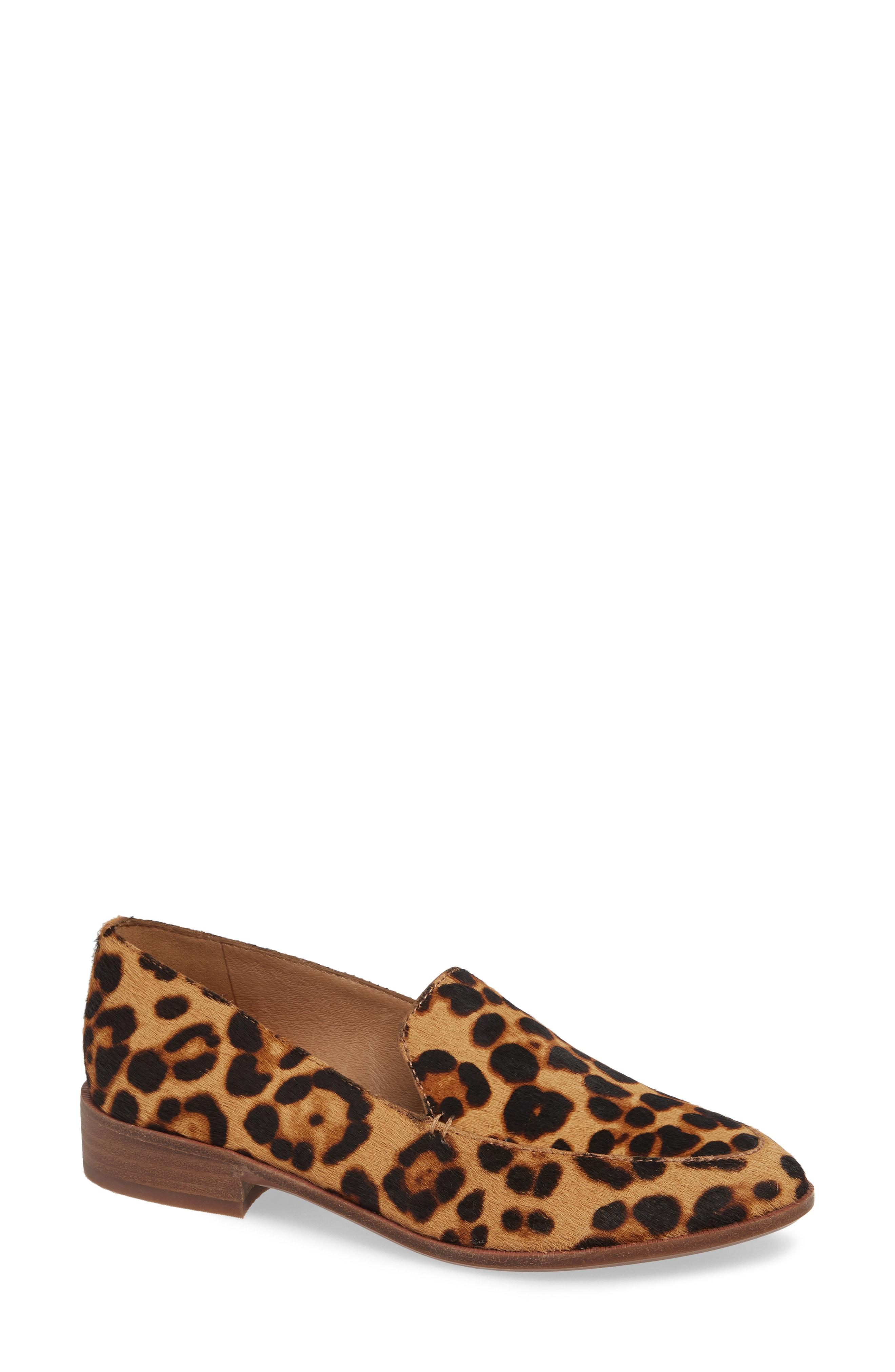 Madewell The Frances Genuine Calf Hair Loafer (Women)