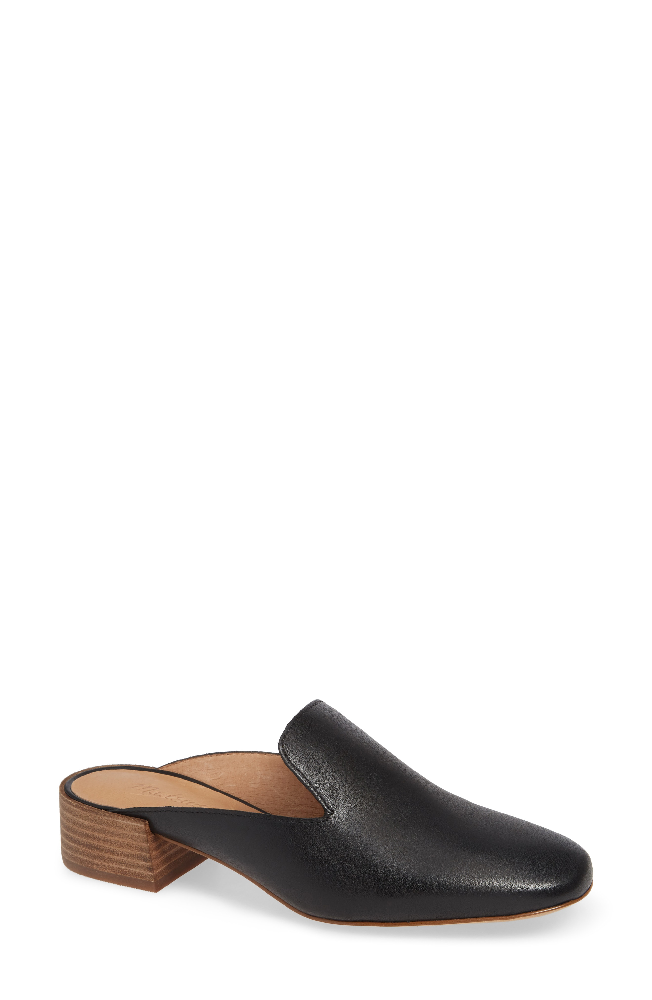 Madewell The Willa Loafer Mule (Women)