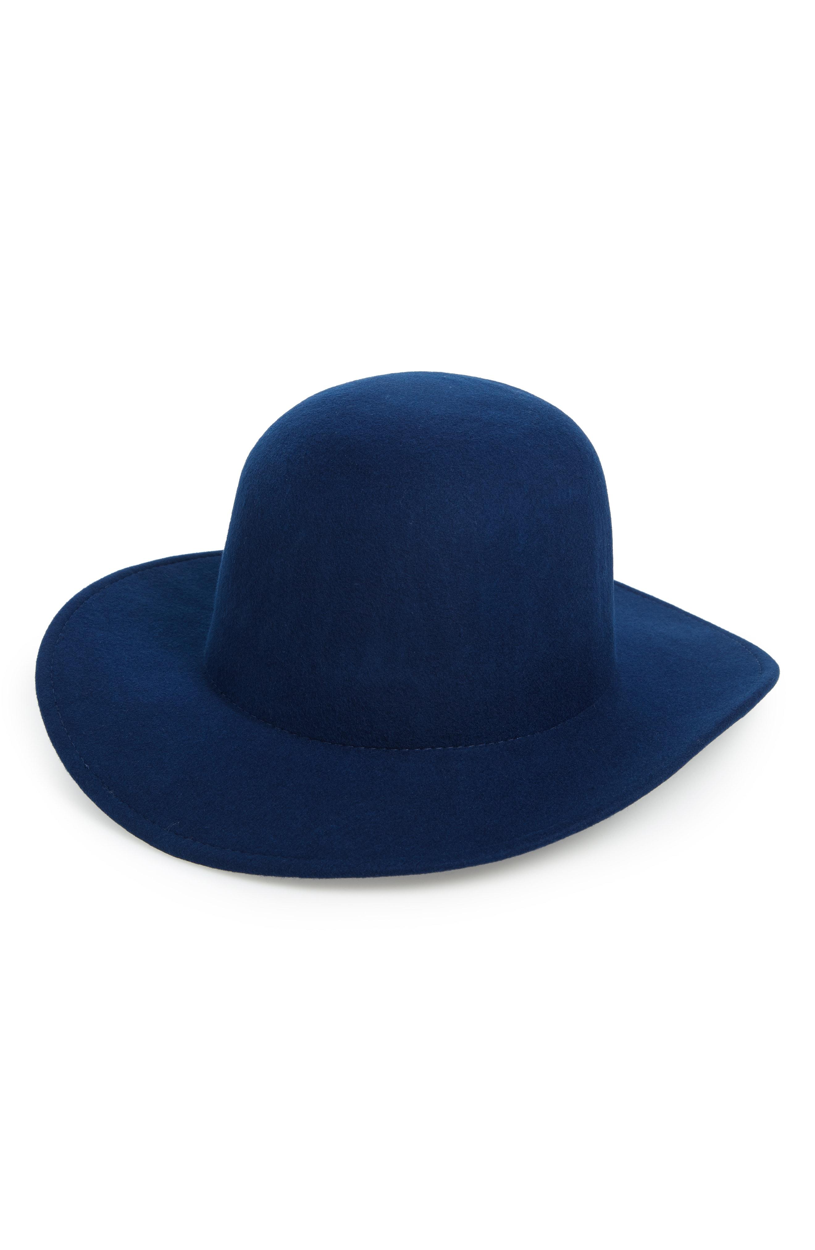 Madewell x Biltmore Dome Felt Hat