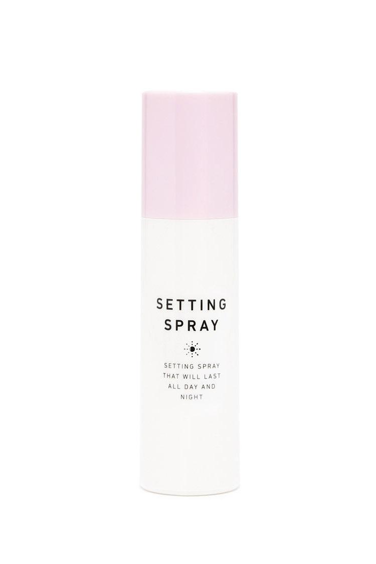 F21 Makeup Setting Spray