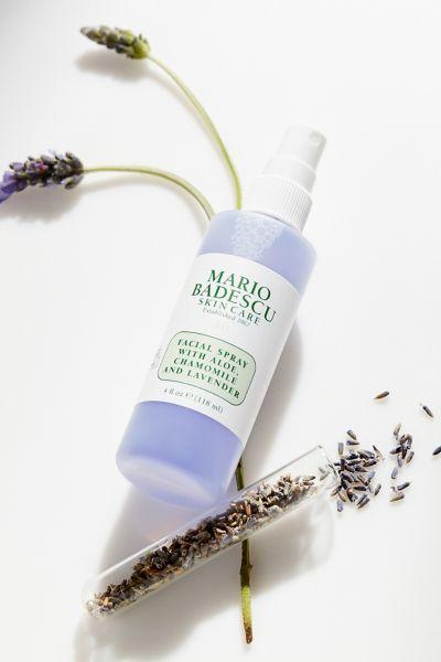 Mario Badescu Facial Spray With Aloe, Chamomile And Lavender 4 oz