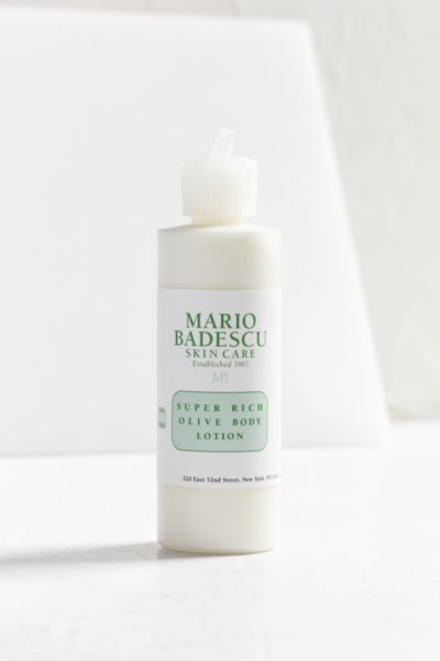 Mario Badescu Super Rich Olive Body Lotion
