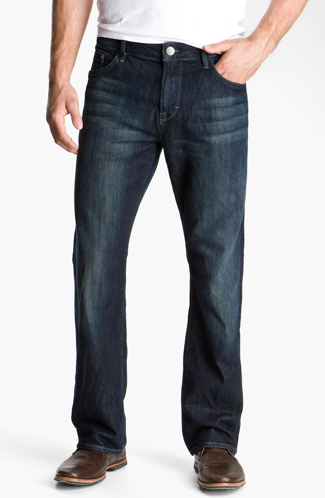 Mavi Jeans 'Matt' Relaxed Fit Jeans (Deep Stanford Comfort) (Regular & Tall) (Online Only)