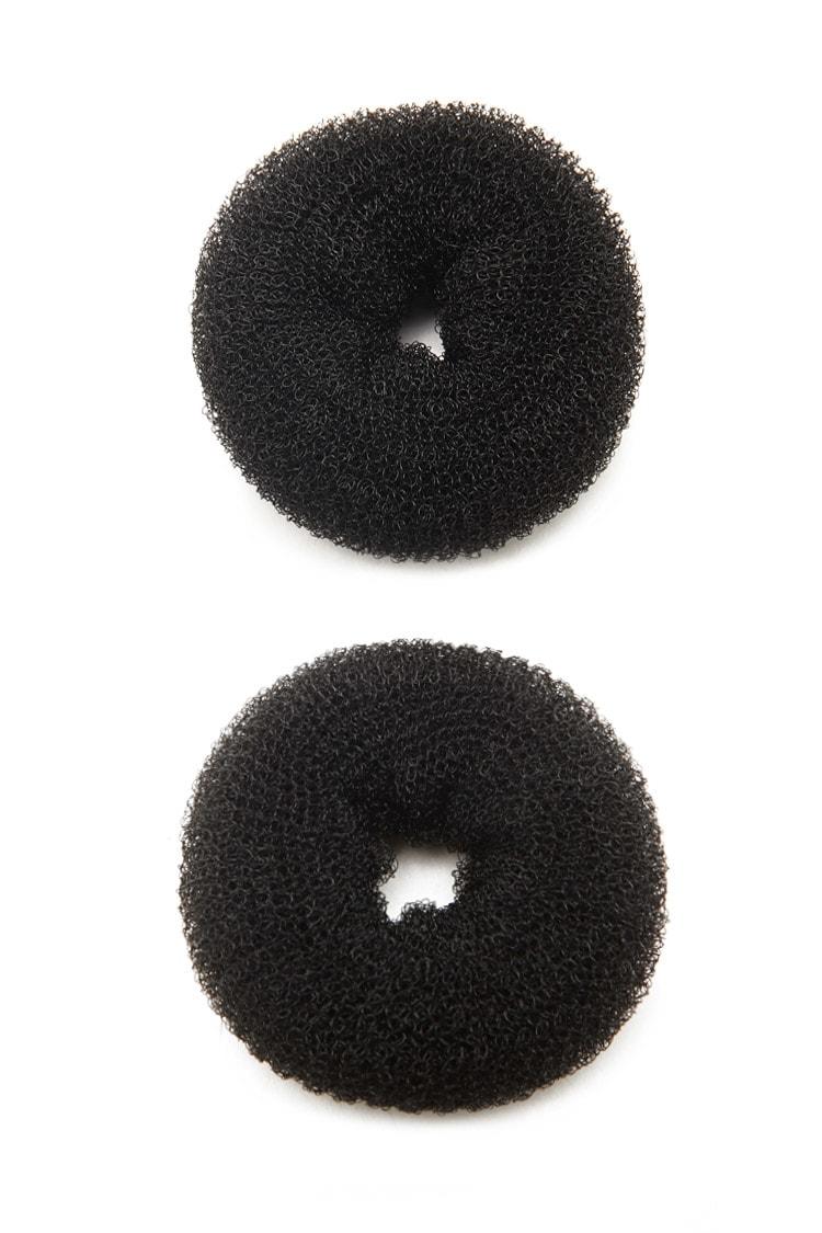 F21 Medium Bun Donut Set