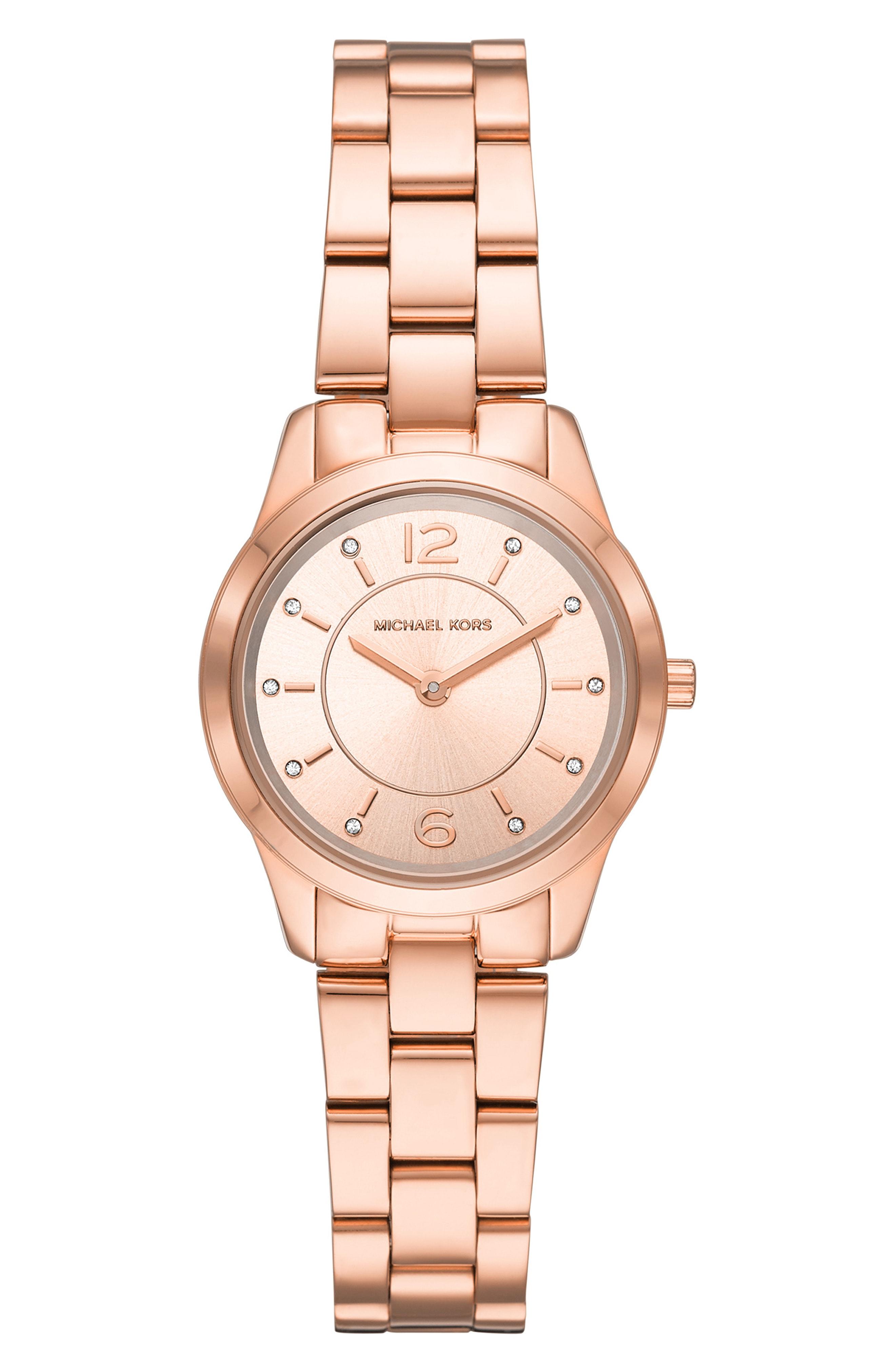 Michael Kors Runway Bracelet Watch, 28mm
