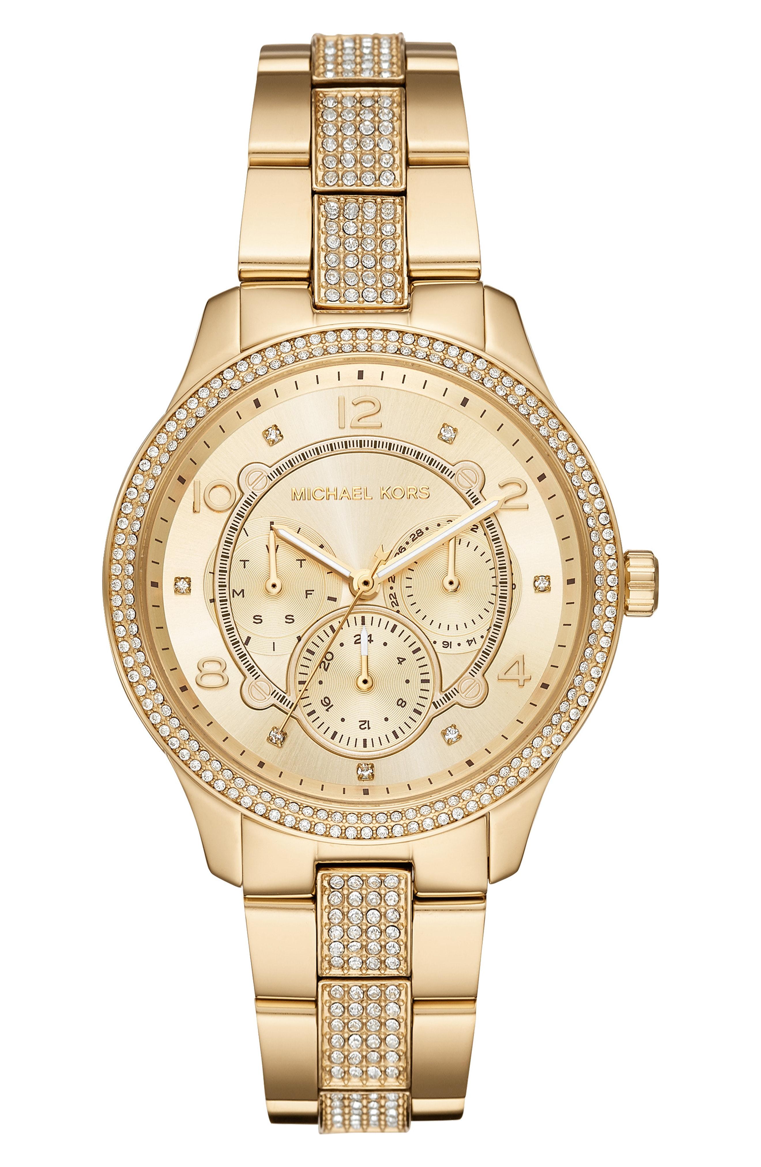 Michael Kors Runway Bracelet Watch, 38mm