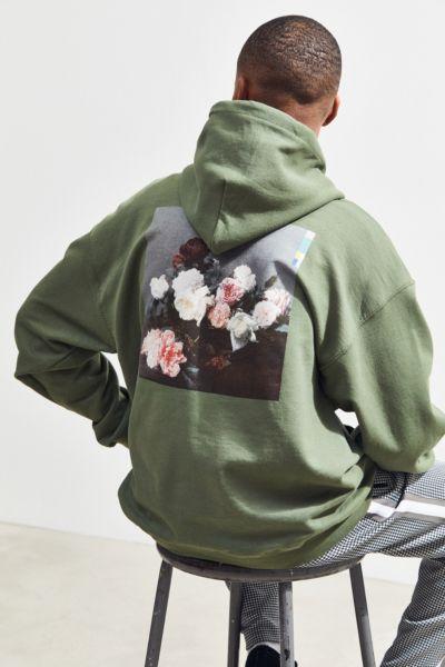 New Order Hoodie Sweatshirt