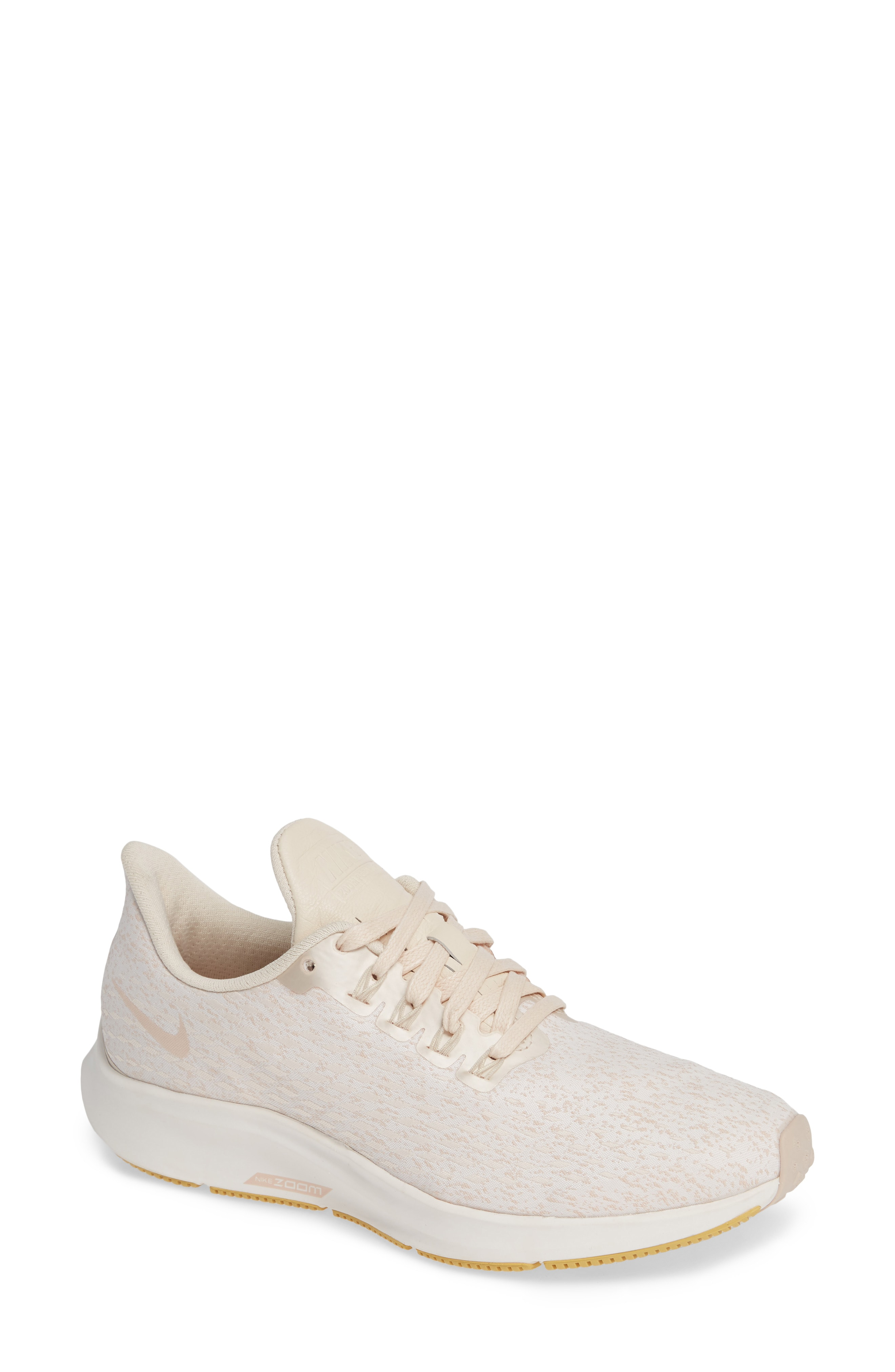 Nike Air Zoom Pegasus 35 Premium Running Shoe (Women)
