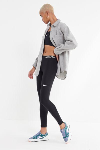 Nike Pro Mid-Rise Legging