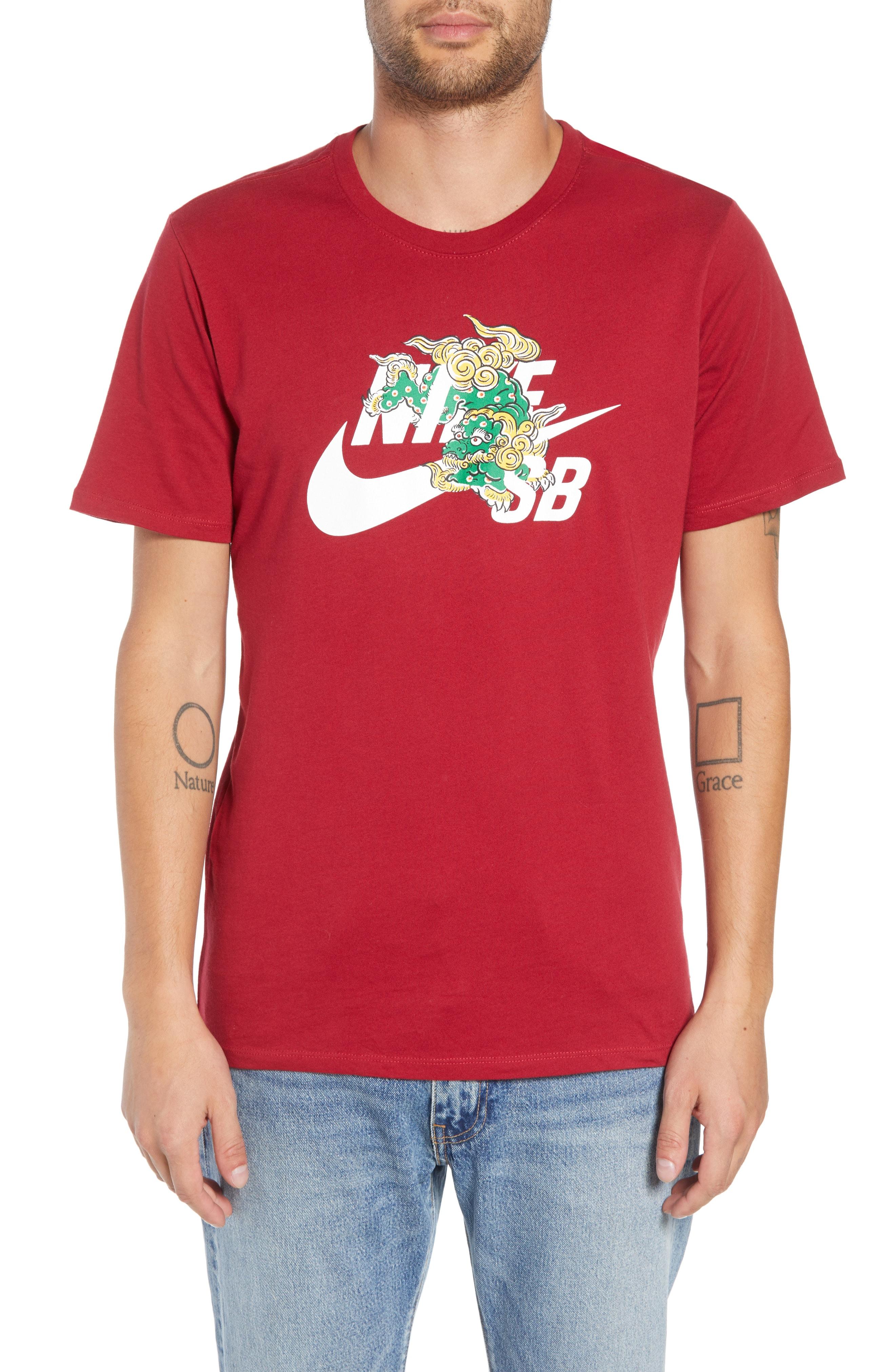 Nike SB Year of the Dog T-Shirt