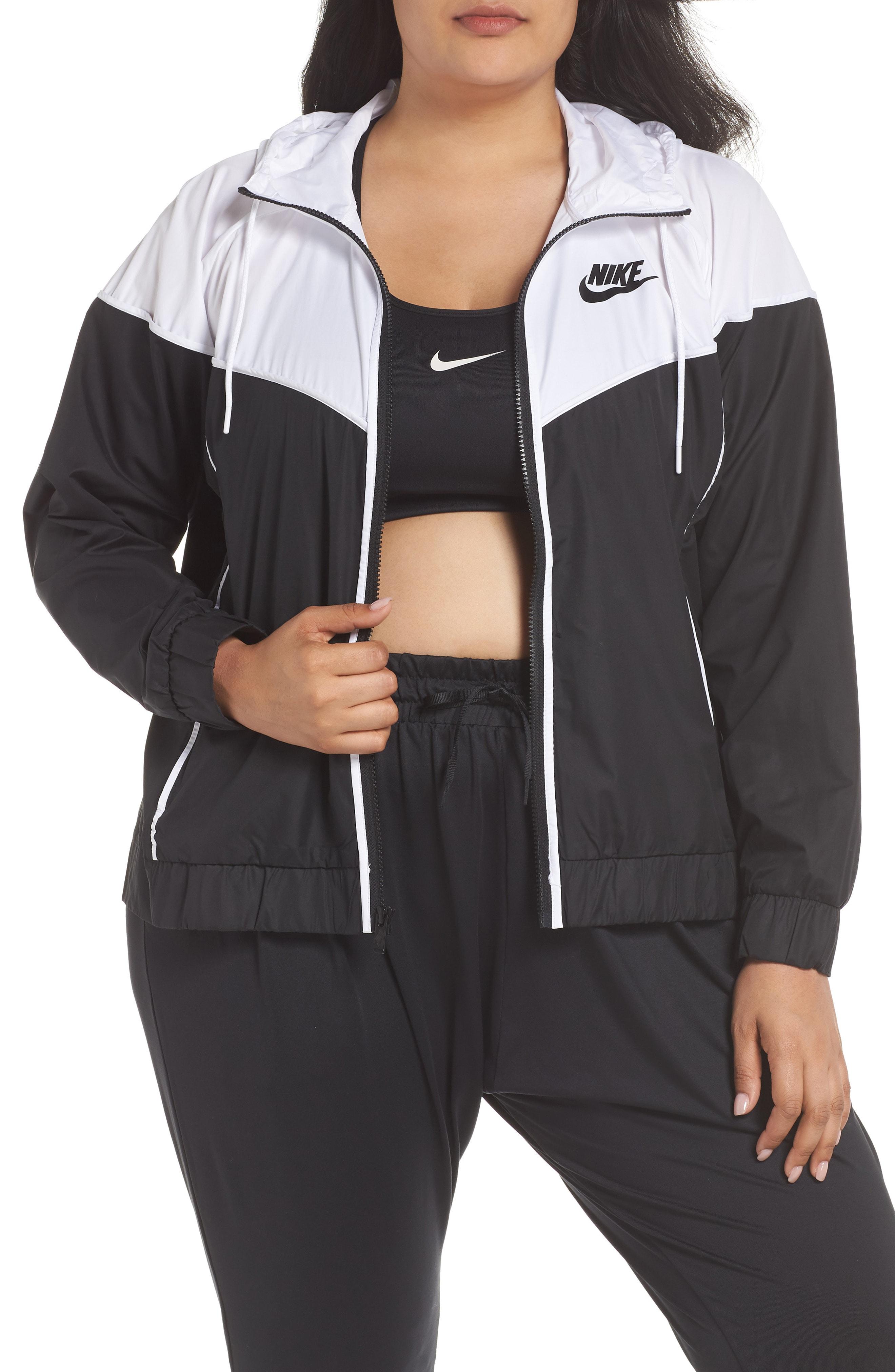 Nike Sportswear Windrunner Jacket (Plus Size)