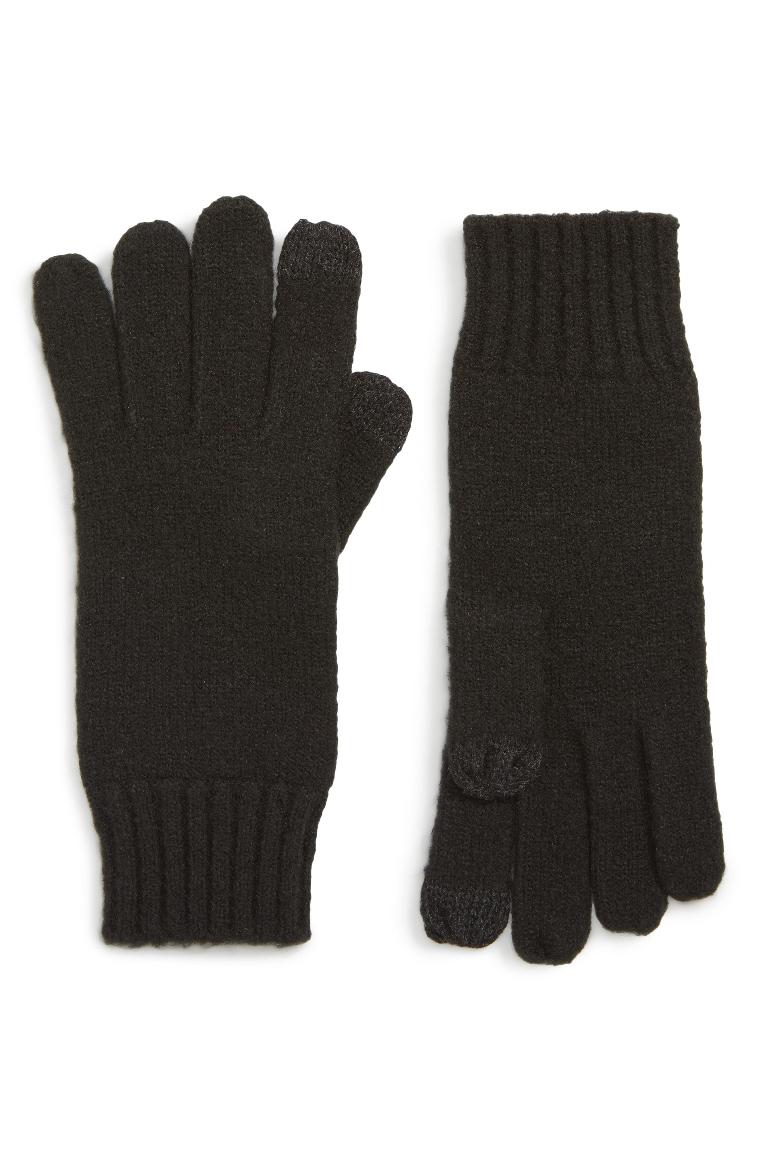 Nordstrom Knit Tech Gloves