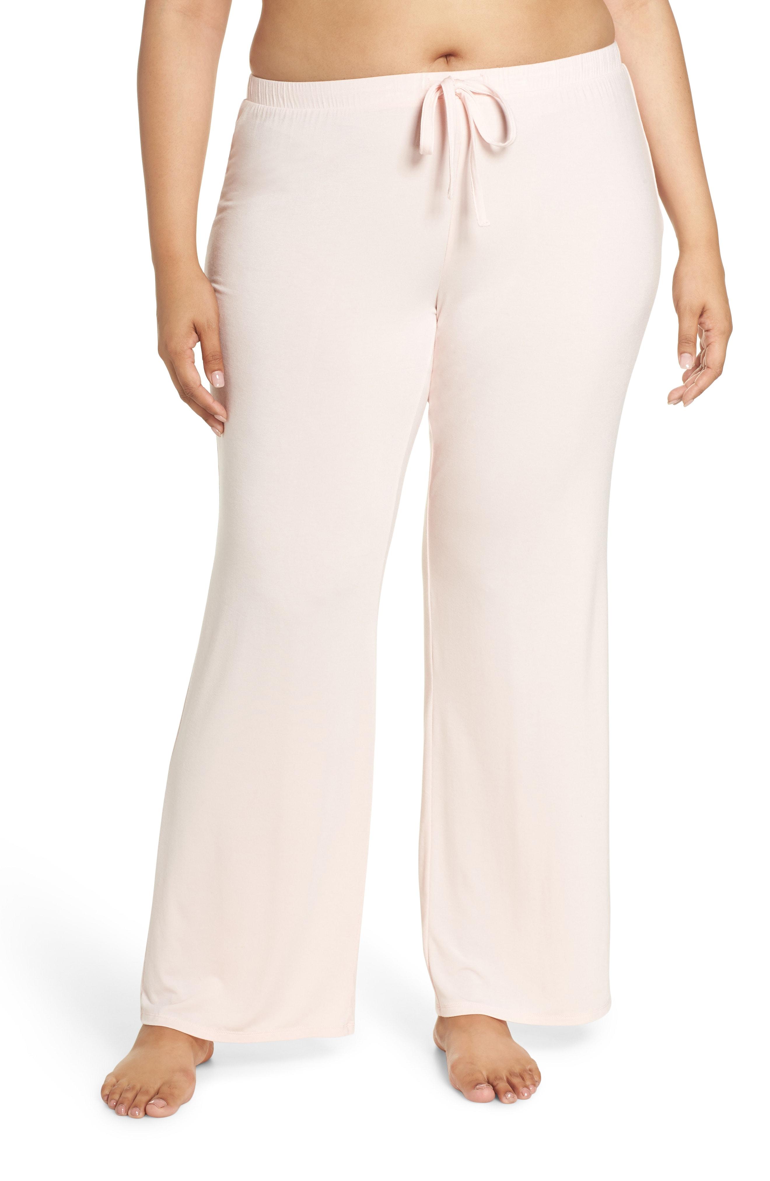 Nordstrom Lingerie Breathe Lounge Pants (Plus Size) (2 for $75)