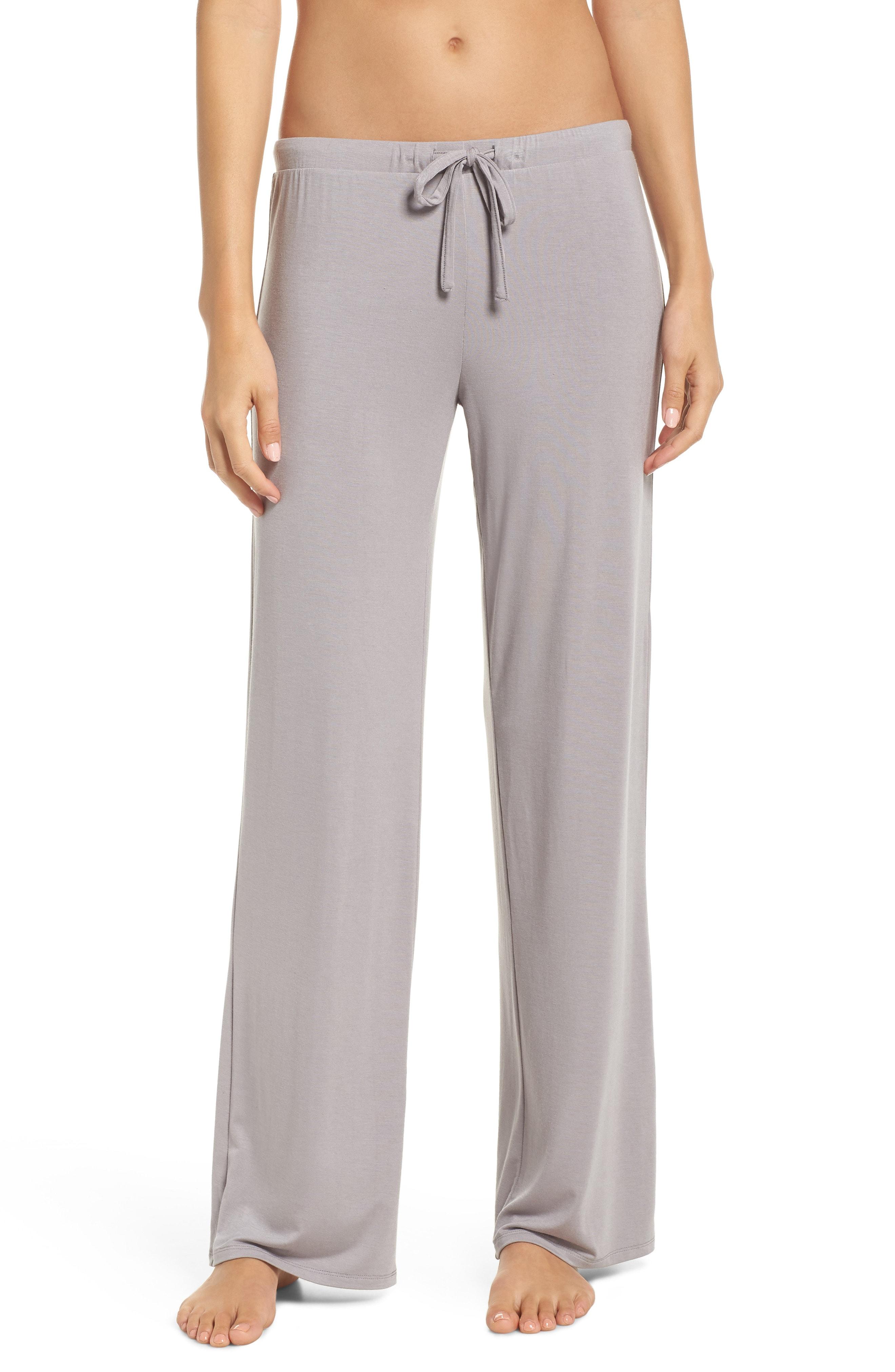 Nordstrom Lingerie Breathe Stretch Modal Pants (2 for $75)