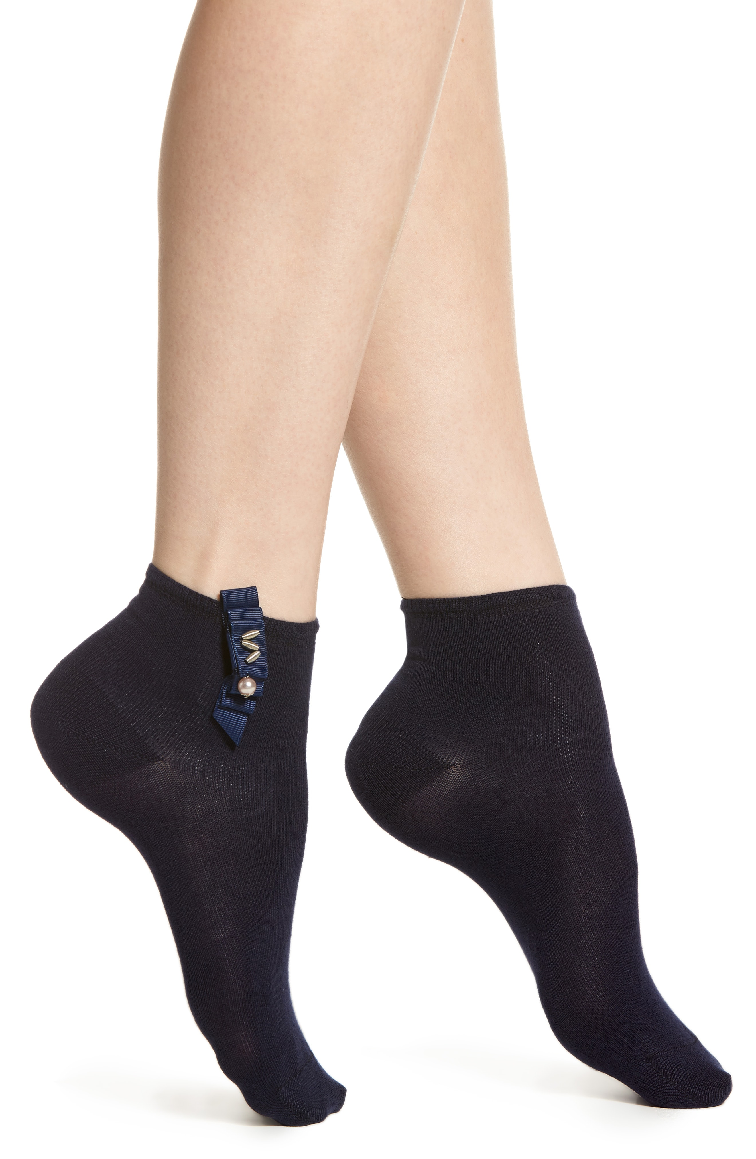 Oroblu Accented Ankle Socks