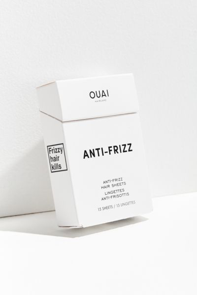 OUAI Anti-Frizz Hair Sheet Set