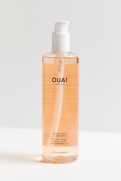 OUAI Magnum Rose Hair + Body Oil
