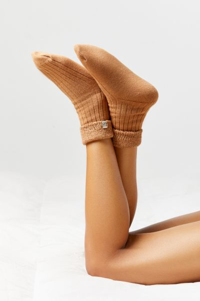 Out From Under Cozy Slipper Sock