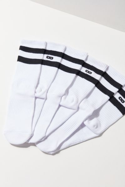 Pair of Thieves Blackout Whiteout Crew Sock 3-Pack