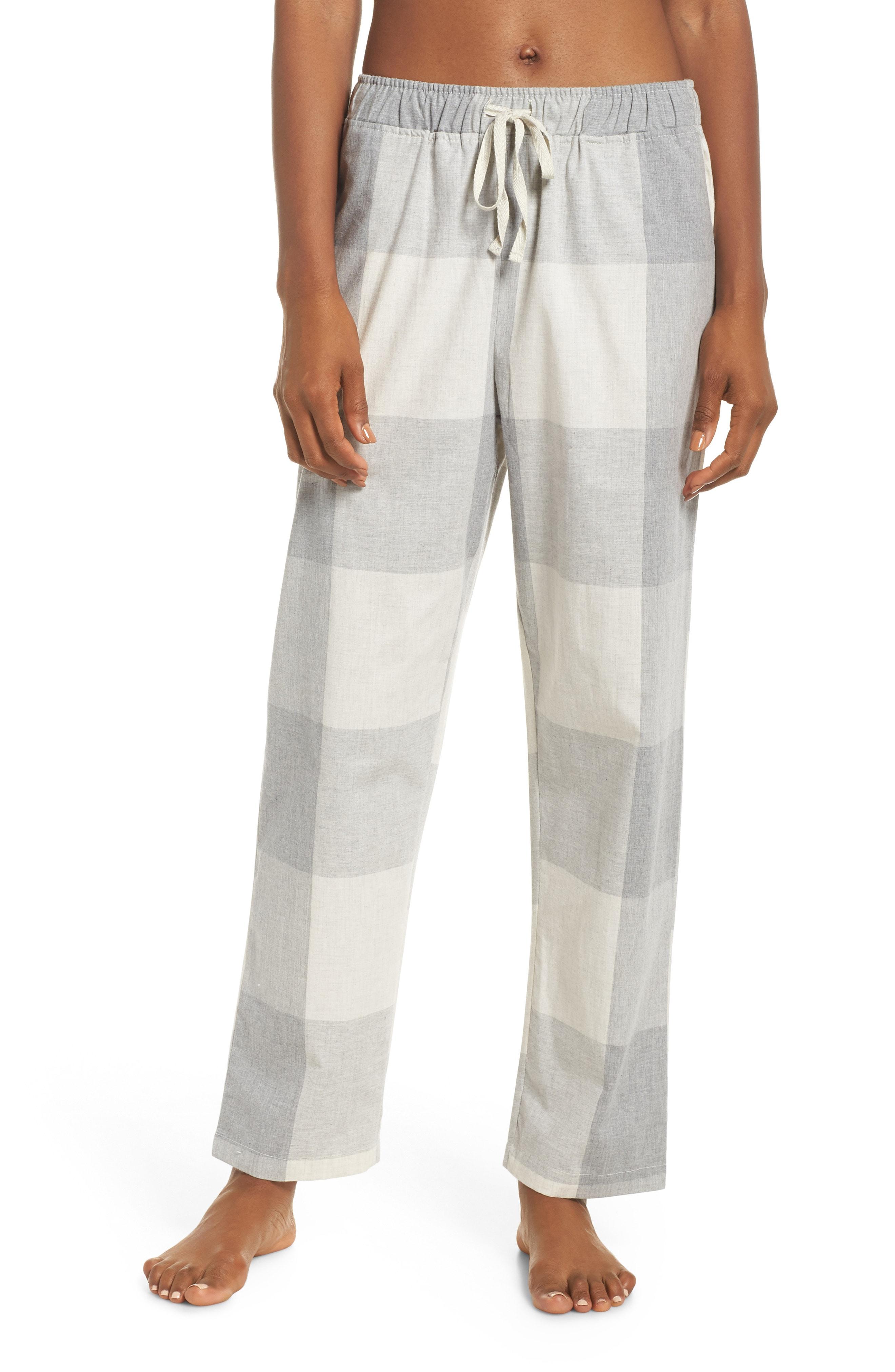 Papinelle Plaid Pajama Pants