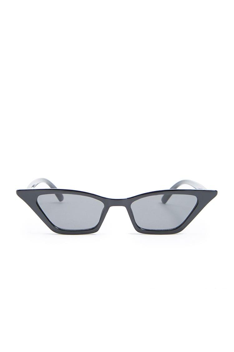 F21 Plastic Cat-Eye Sunglasses