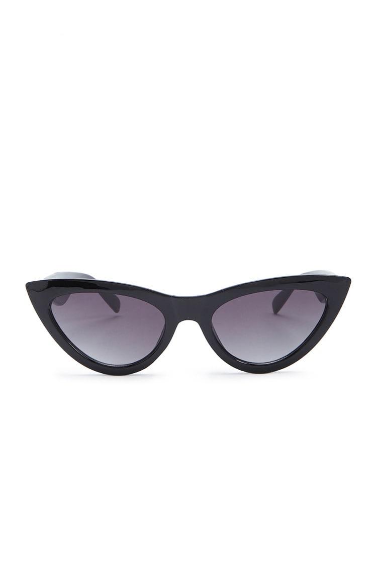 F21 Pointed Cat-Eye Sunglasses