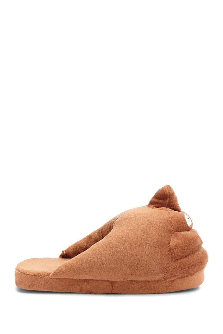 F21 Poo Indoor Slippers