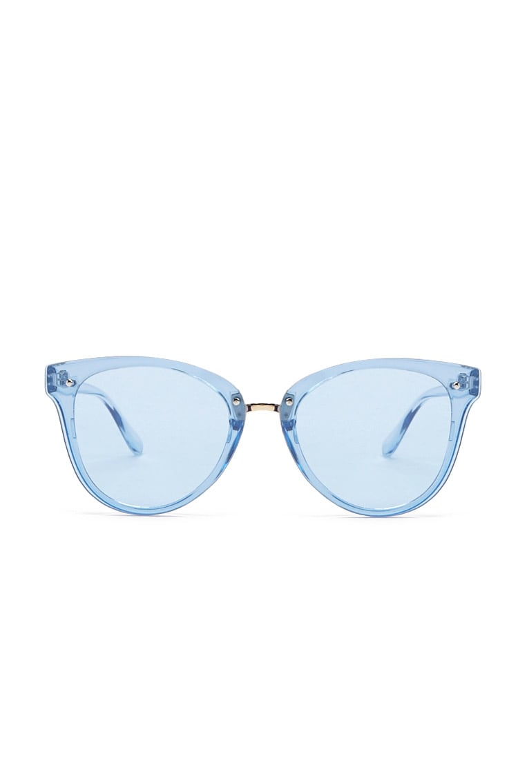 F21 Premium Cat-Eye Sunglasses