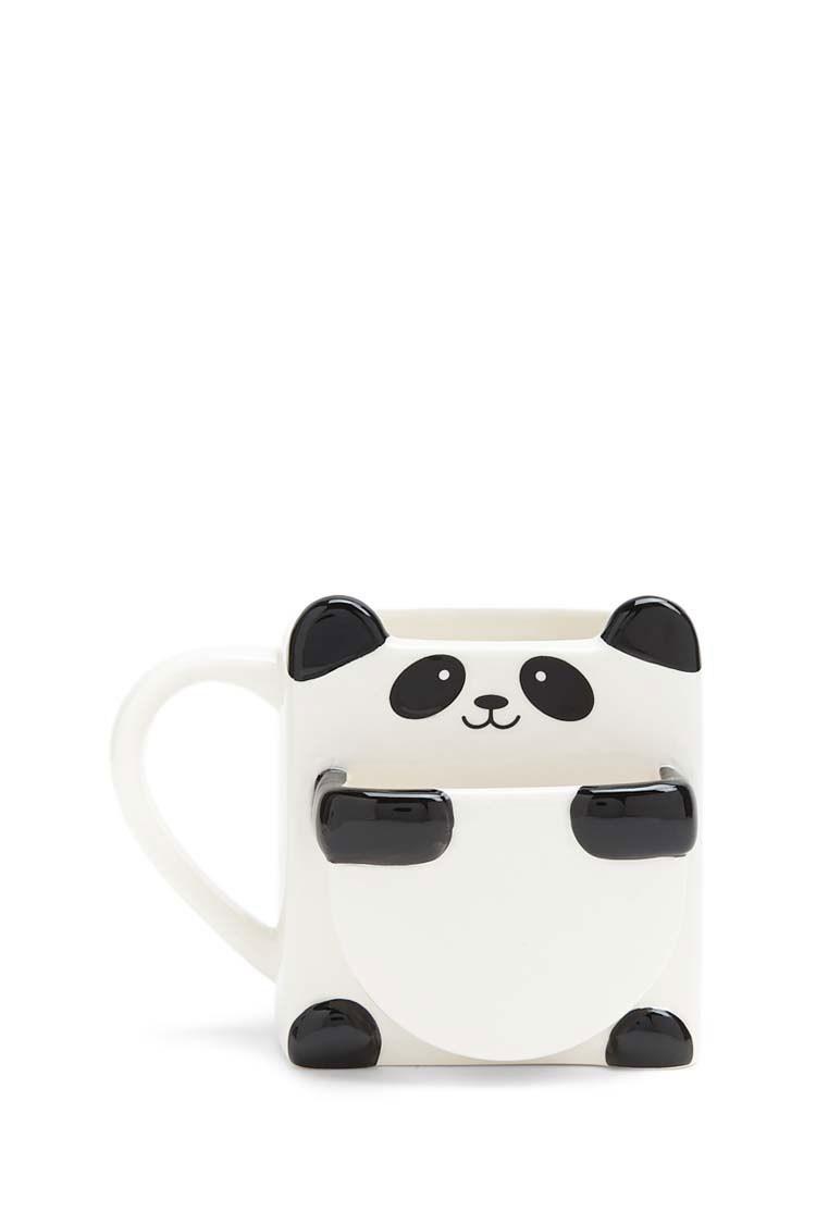 F21 Pug Hug Mug