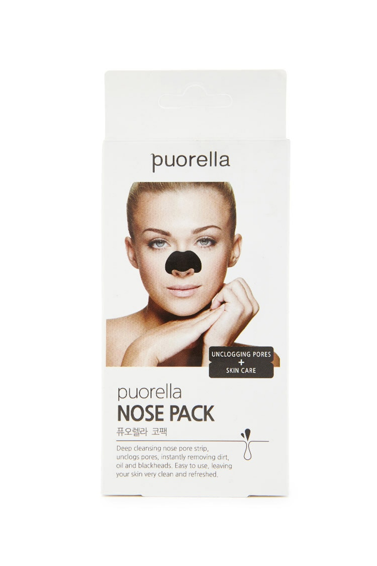 F21 Puorella Deep Cleansing Nose Pack